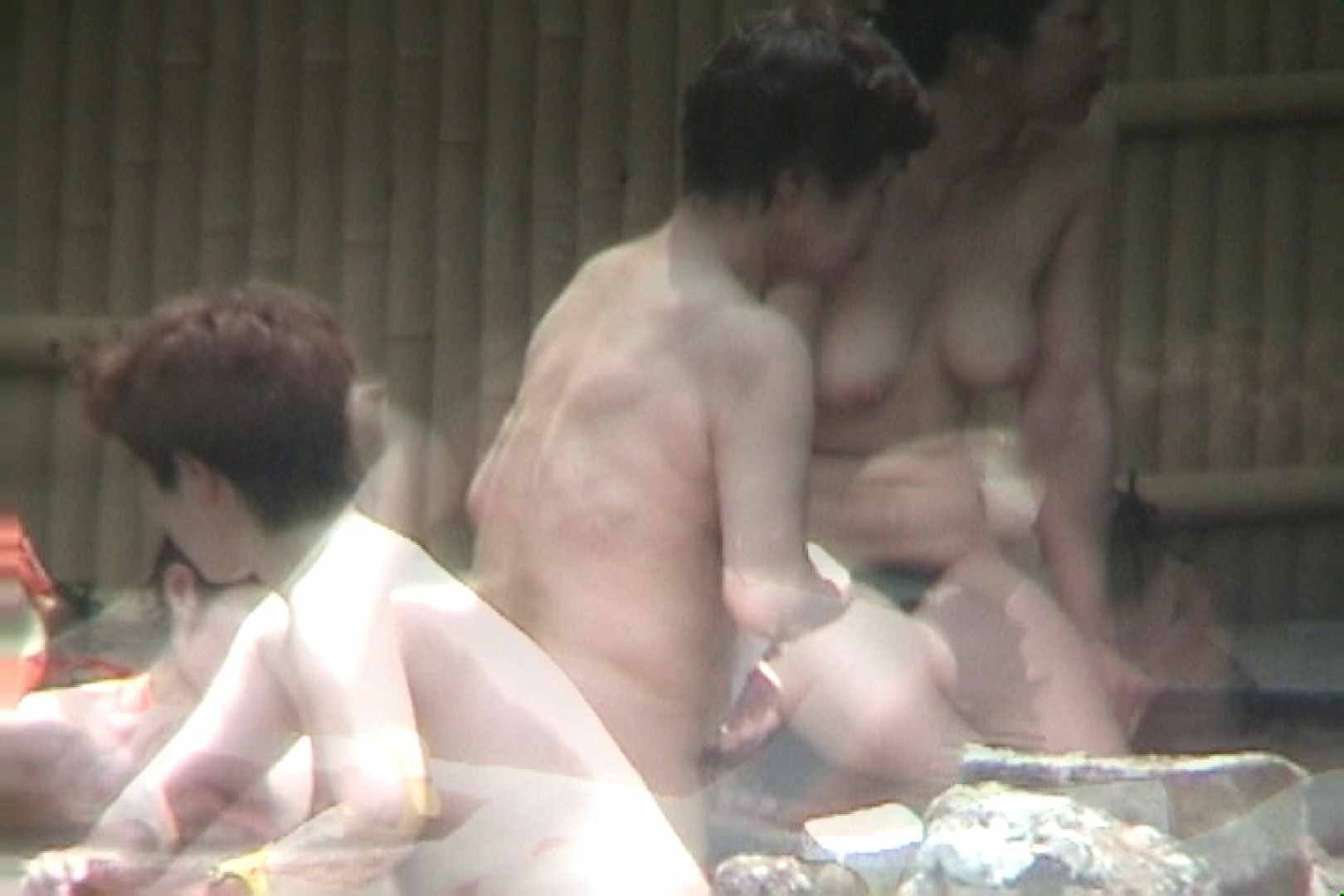 Aquaな露天風呂Vol.54【VIP限定】 露天風呂突入 | 美しいOLの裸体  88pic 67