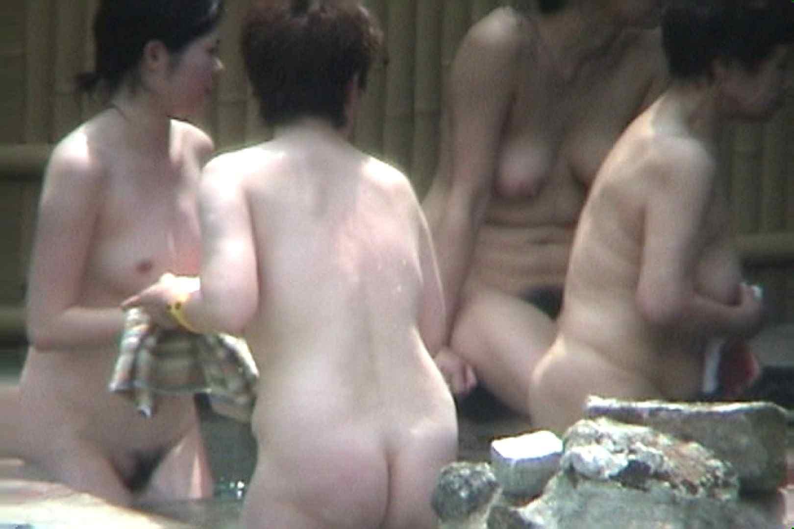 Aquaな露天風呂Vol.54【VIP限定】 露天風呂突入 | 美しいOLの裸体  88pic 73