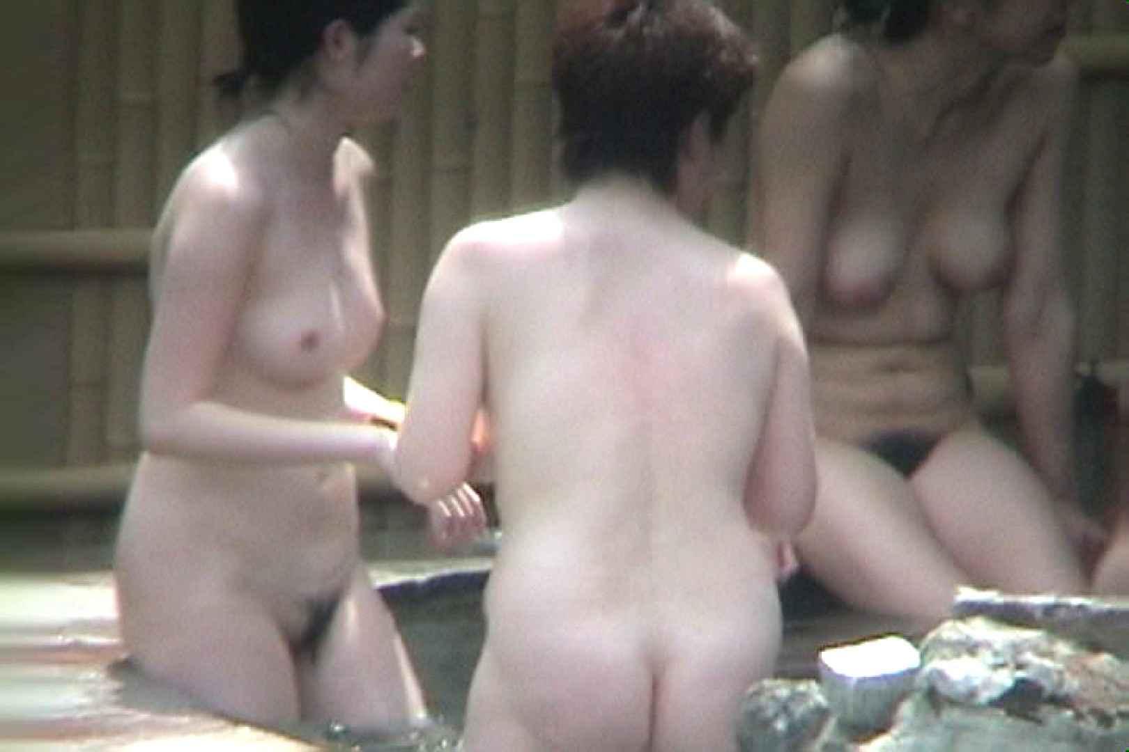 Aquaな露天風呂Vol.54【VIP限定】 露天風呂突入 | 美しいOLの裸体  88pic 76