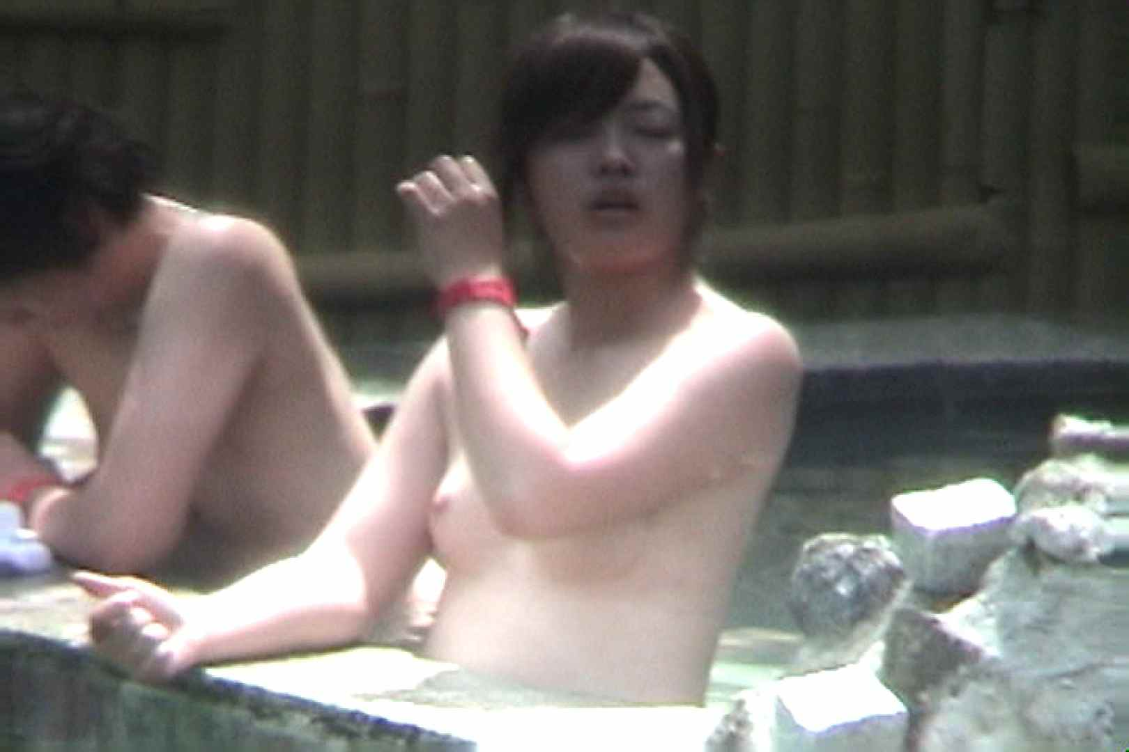 Aquaな露天風呂Vol.55【VIP限定】 露天風呂突入 | 美しいOLの裸体  103pic 88