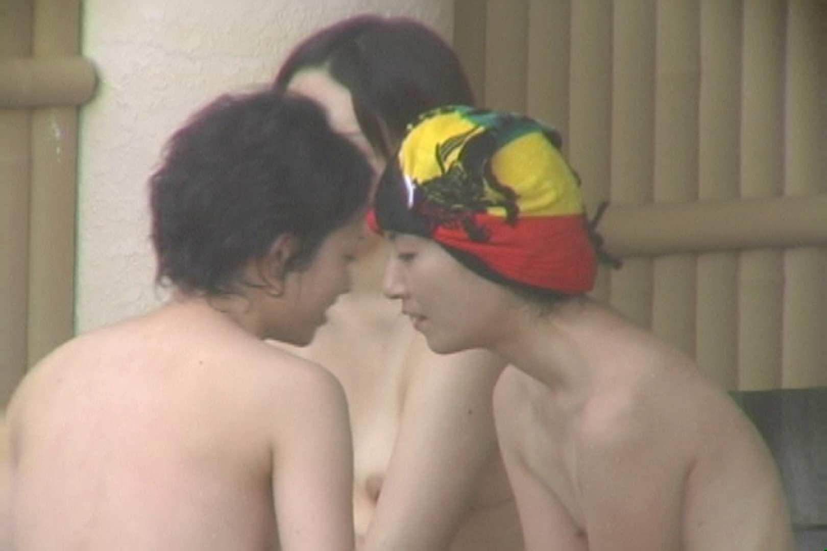 Aquaな露天風呂Vol.61【VIP限定】 露天風呂突入 隠し撮りオマンコ動画紹介 76pic 14
