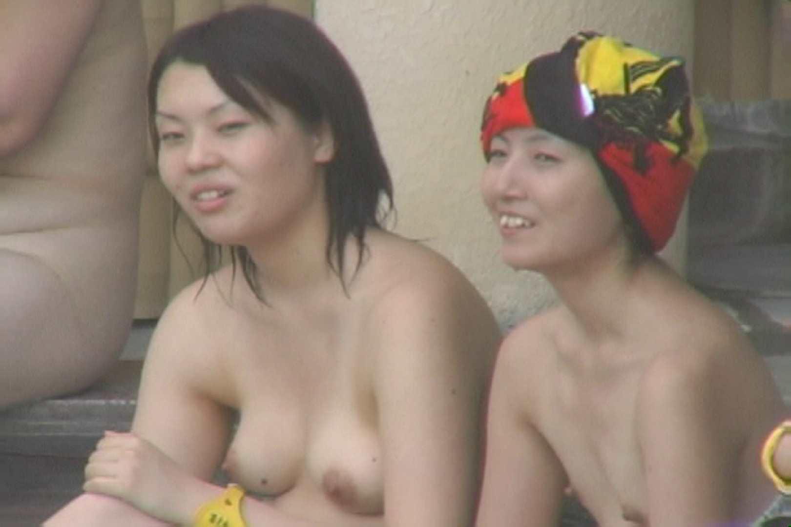 Aquaな露天風呂Vol.61【VIP限定】 美しいOLの裸体  76pic 72