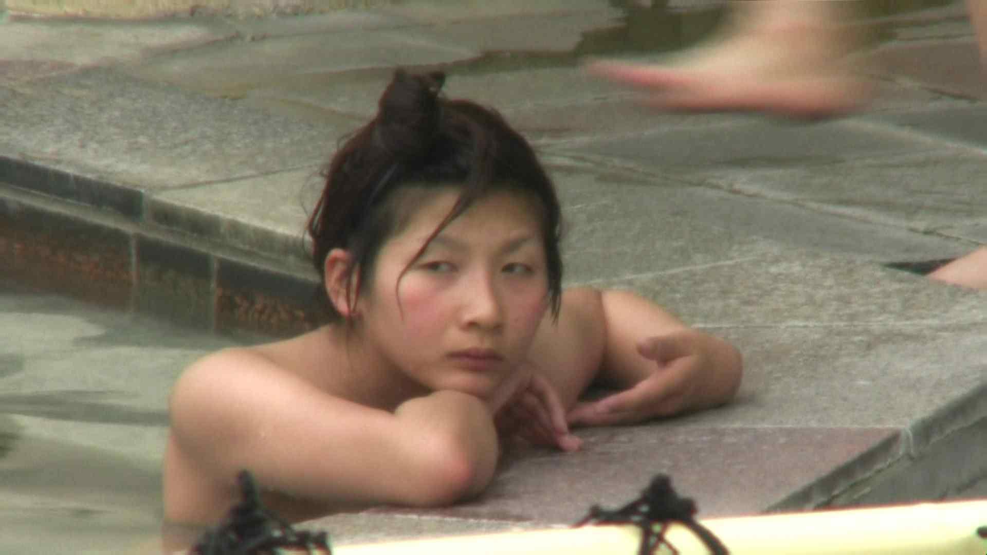Aquaな露天風呂Vol.66【VIP限定】 盗撮師作品   露天風呂突入  83pic 22