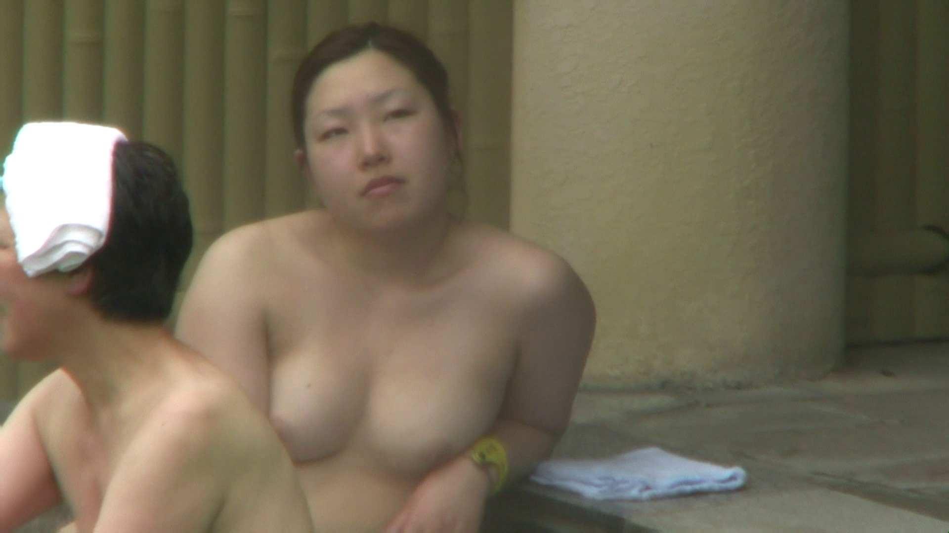 Aquaな露天風呂Vol.72【VIP限定】 露天風呂突入  76pic 3