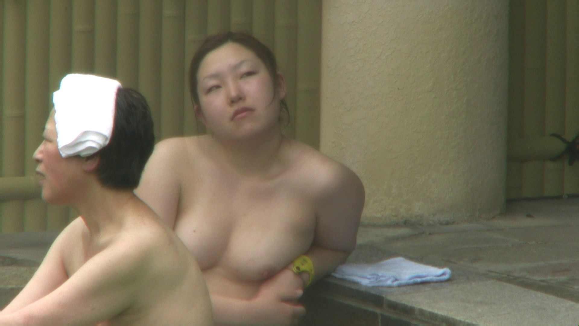 Aquaな露天風呂Vol.72【VIP限定】 露天風呂突入 | 盗撮師作品  76pic 22