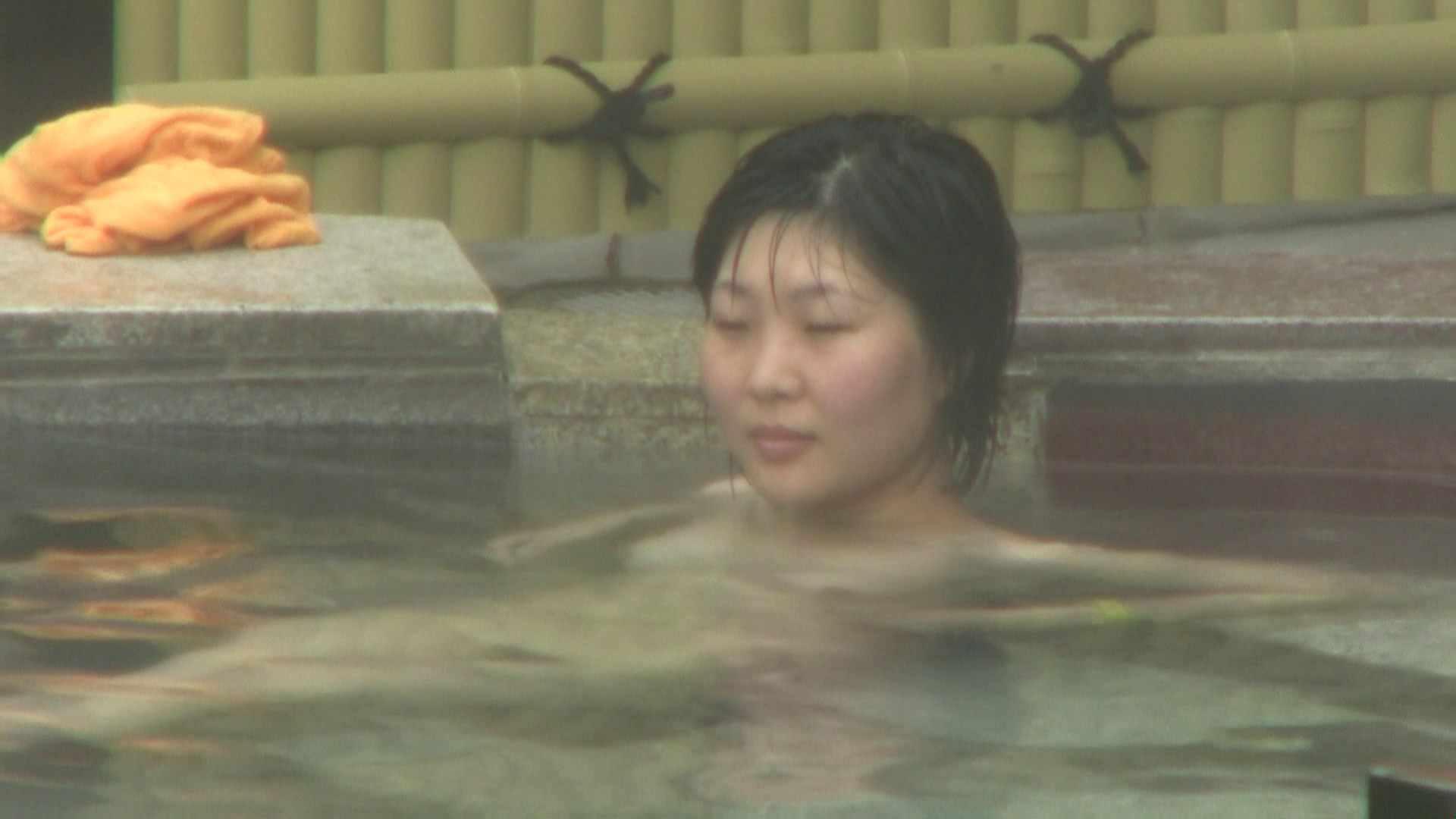 Aquaな露天風呂Vol.75【VIP限定】 美しいOLの裸体   露天風呂突入  107pic 106