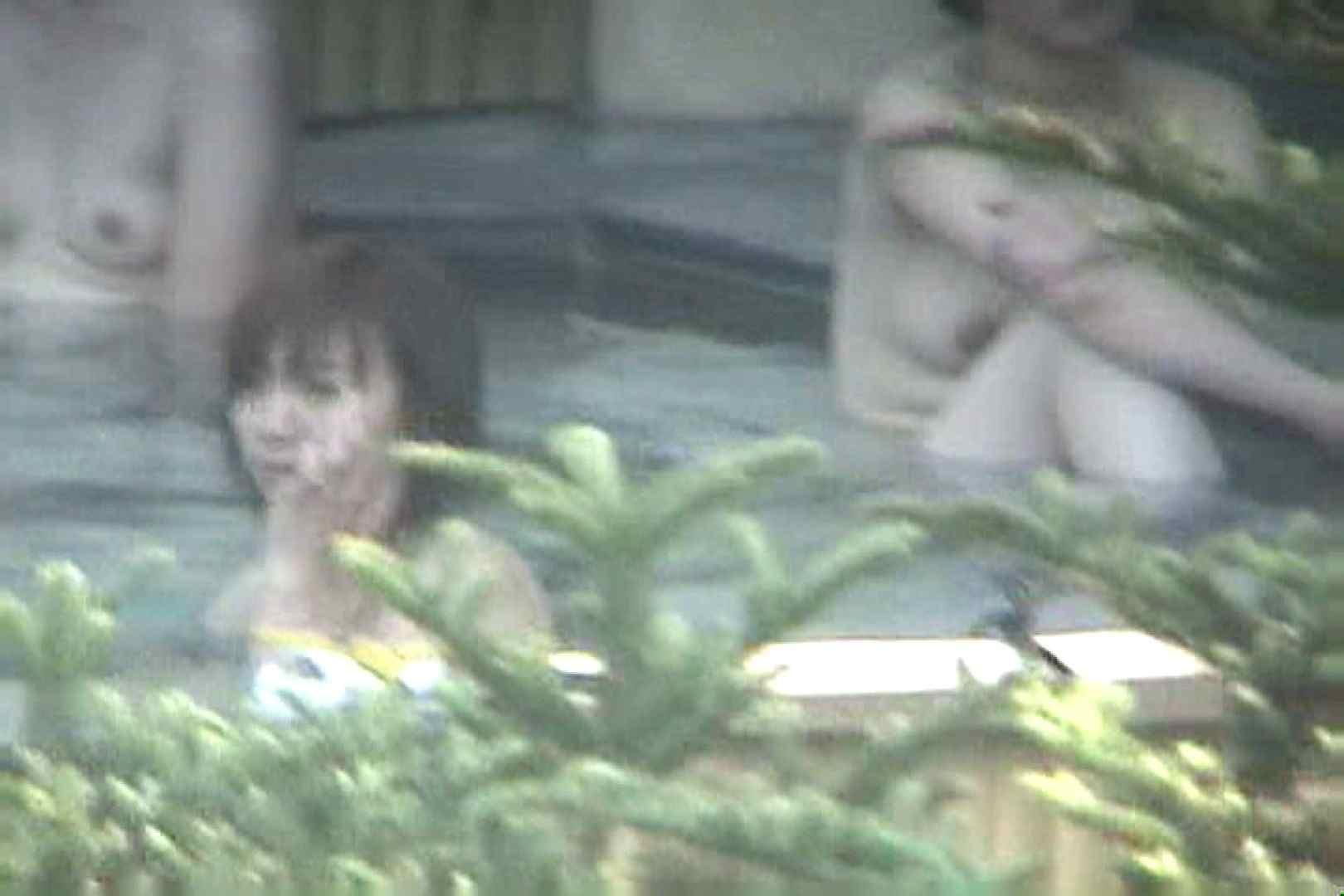 Aquaな露天風呂Vol.77【VIP限定】 美しいOLの裸体   露天風呂突入  96pic 4
