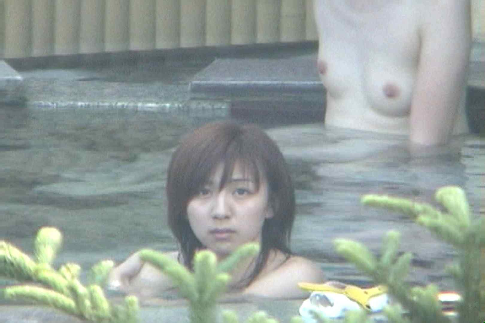 Aquaな露天風呂Vol.77【VIP限定】 美しいOLの裸体   露天風呂突入  96pic 64