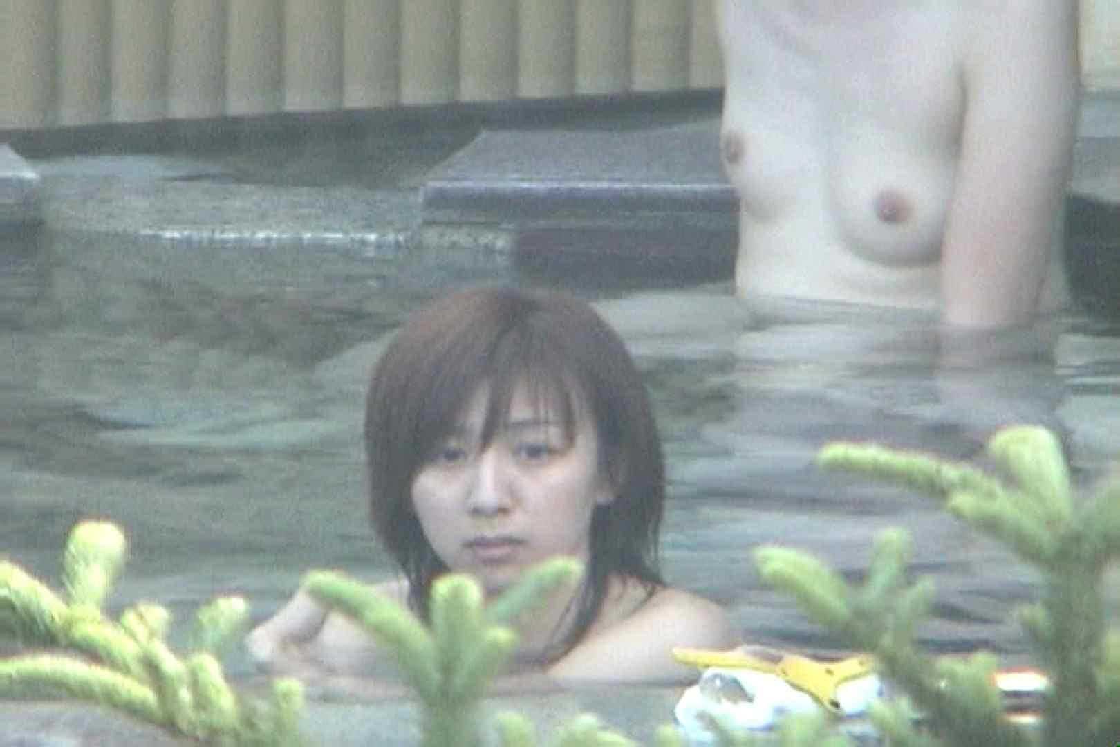 Aquaな露天風呂Vol.77【VIP限定】 美しいOLの裸体   露天風呂突入  96pic 67