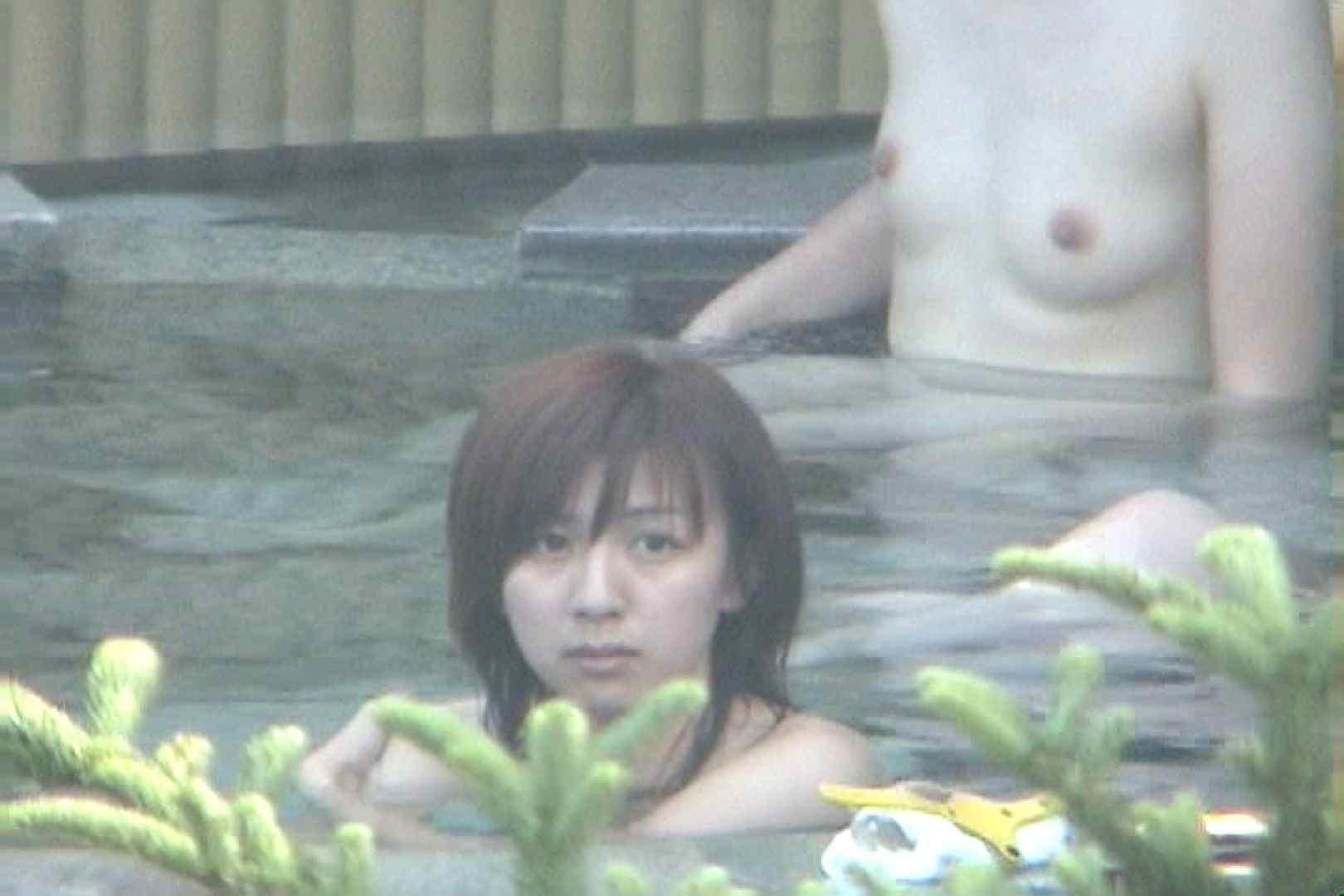 Aquaな露天風呂Vol.77【VIP限定】 美しいOLの裸体   露天風呂突入  96pic 73