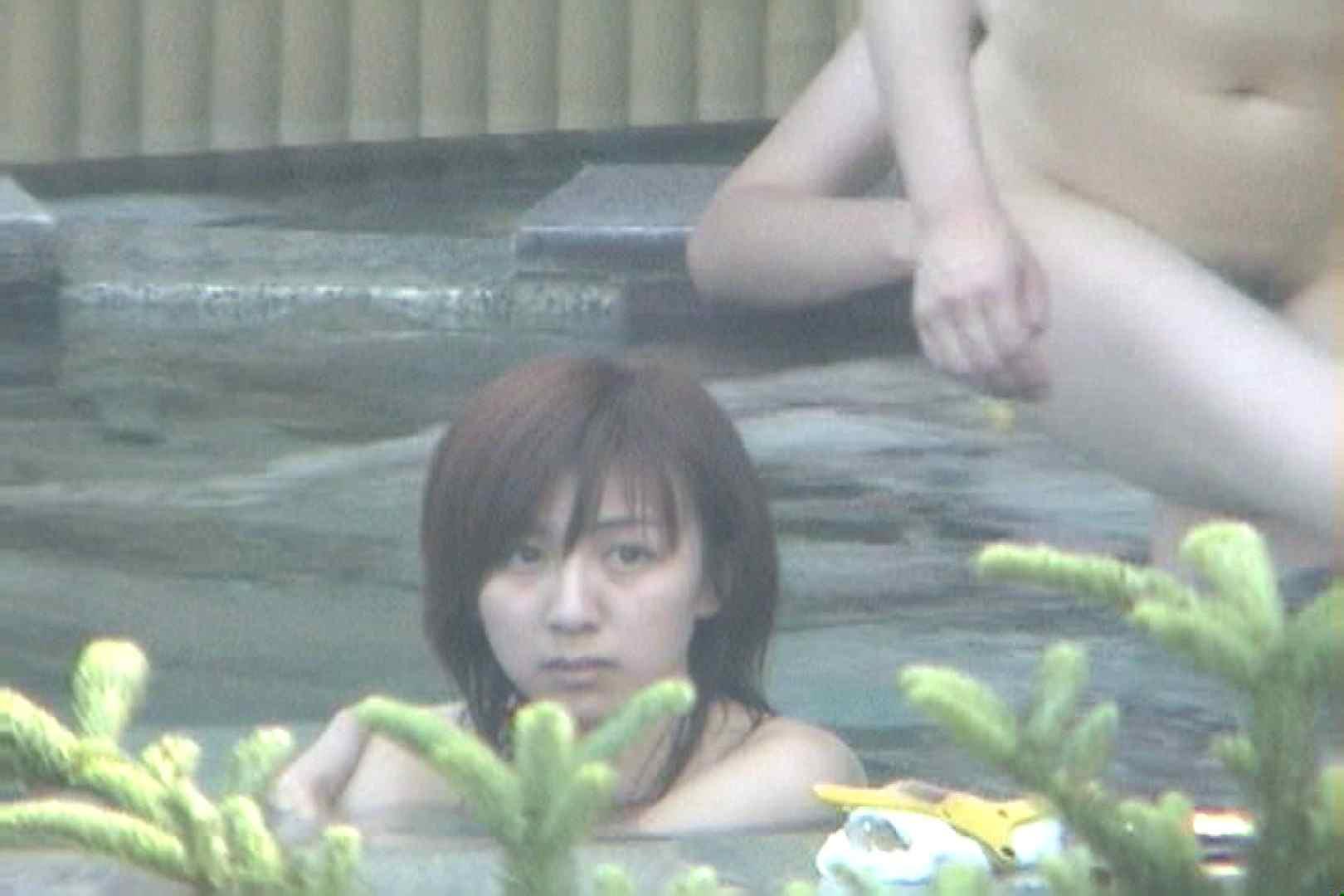 Aquaな露天風呂Vol.77【VIP限定】 美しいOLの裸体   露天風呂突入  96pic 79