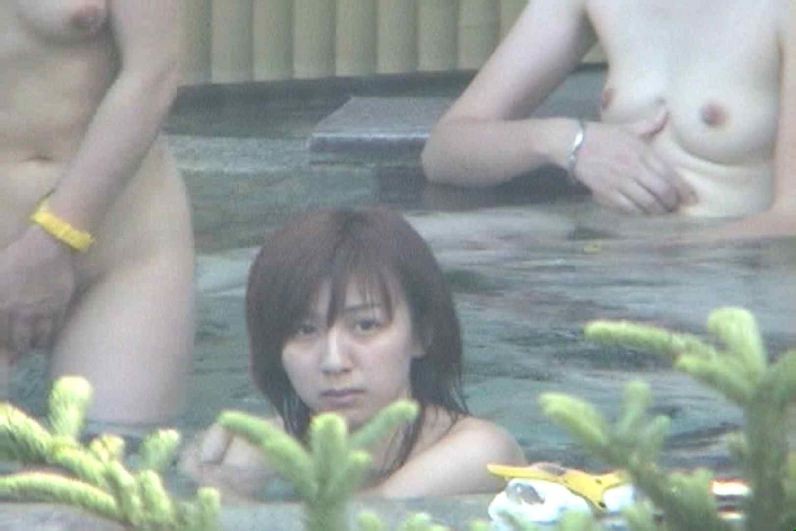 Aquaな露天風呂Vol.77【VIP限定】 美しいOLの裸体   露天風呂突入  96pic 82