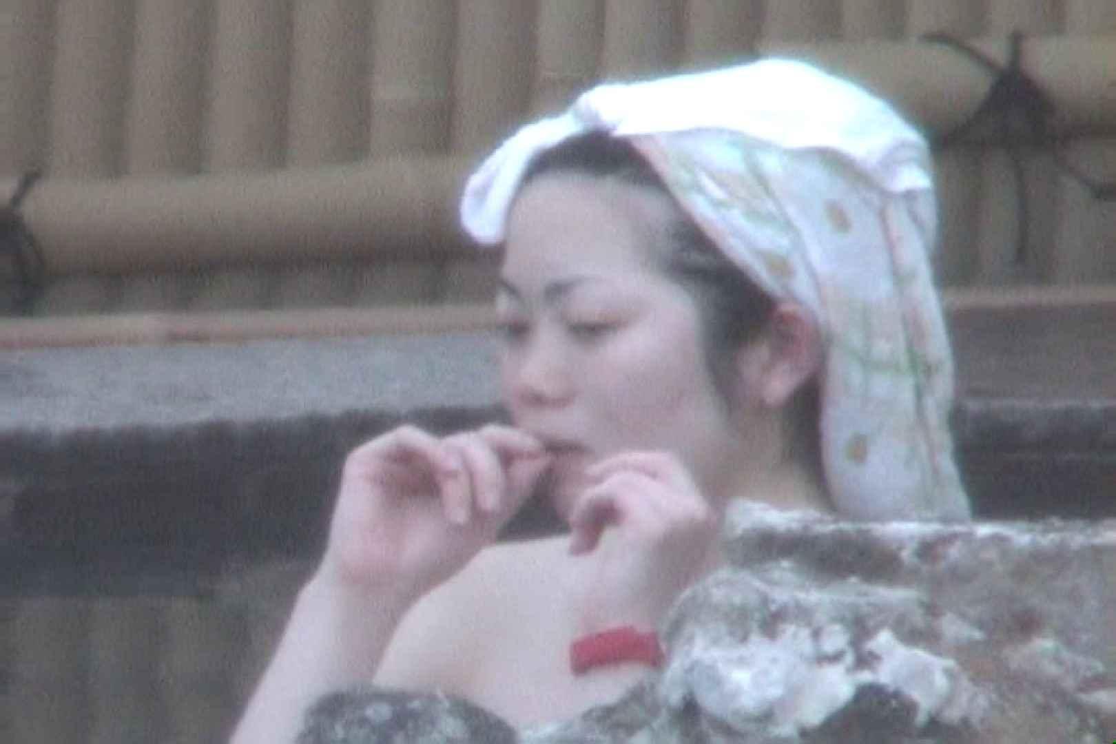 Aquaな露天風呂Vol.86【VIP限定】 盗撮師作品   美しいOLの裸体  94pic 16