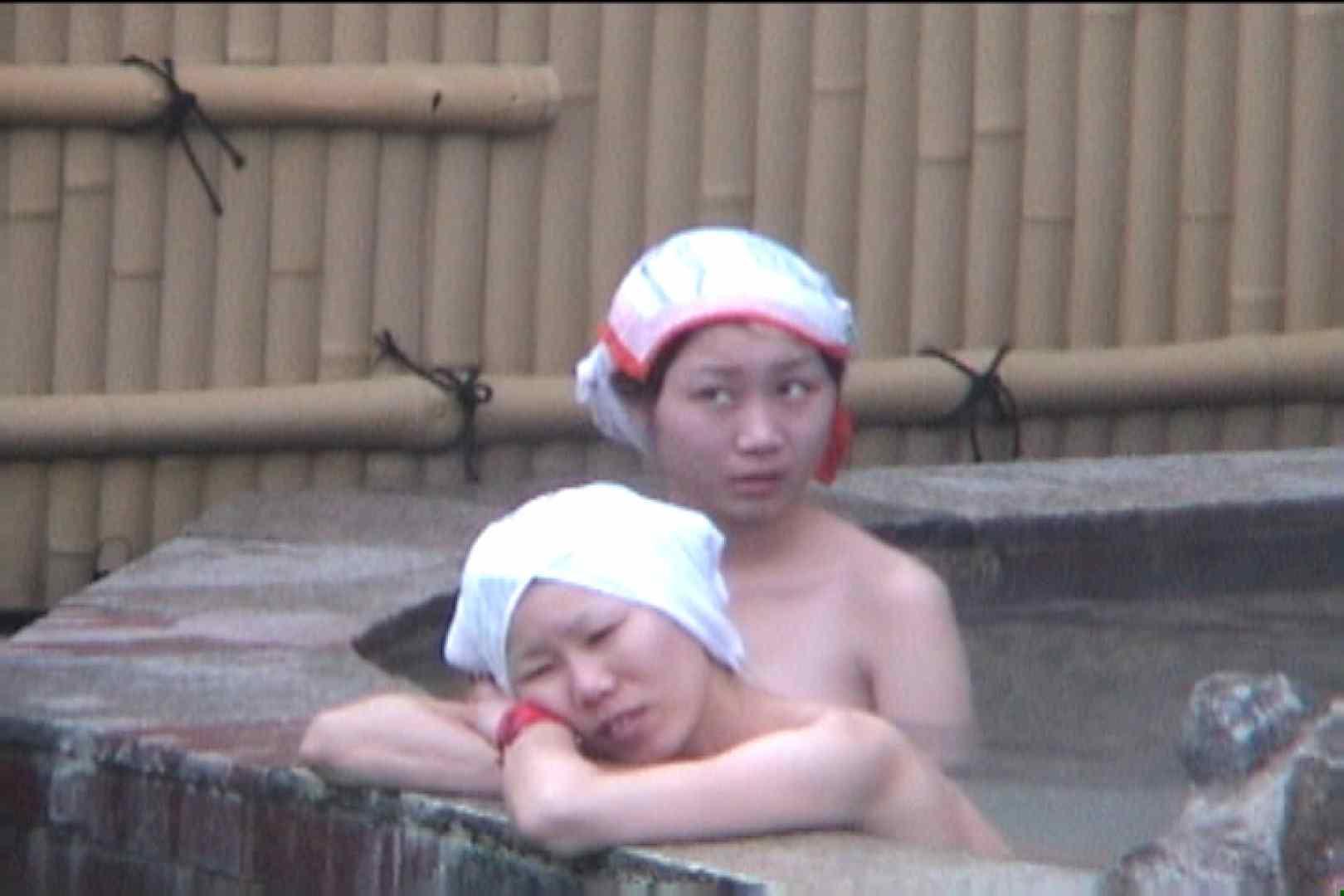 Aquaな露天風呂Vol.91【VIP限定】 盗撮師作品 | 美しいOLの裸体  77pic 19