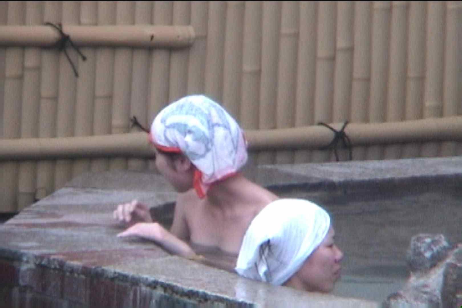 Aquaな露天風呂Vol.91【VIP限定】 盗撮師作品  77pic 27