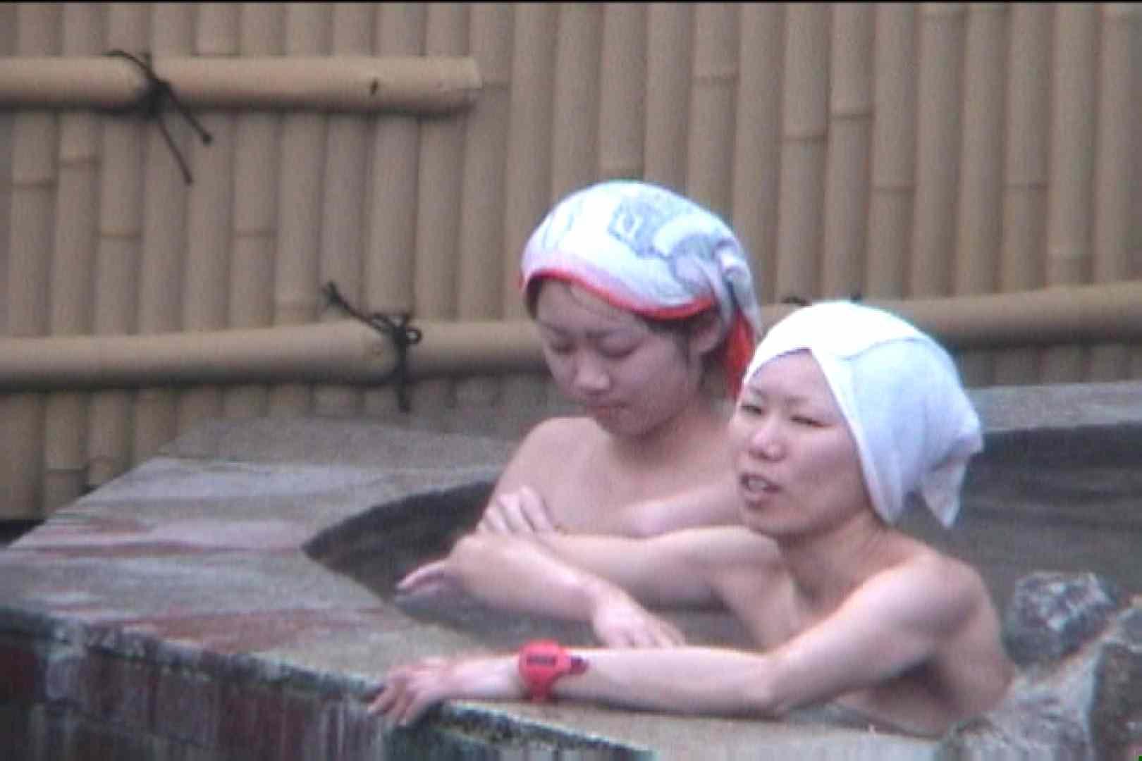 Aquaな露天風呂Vol.91【VIP限定】 盗撮師作品 | 美しいOLの裸体  77pic 31