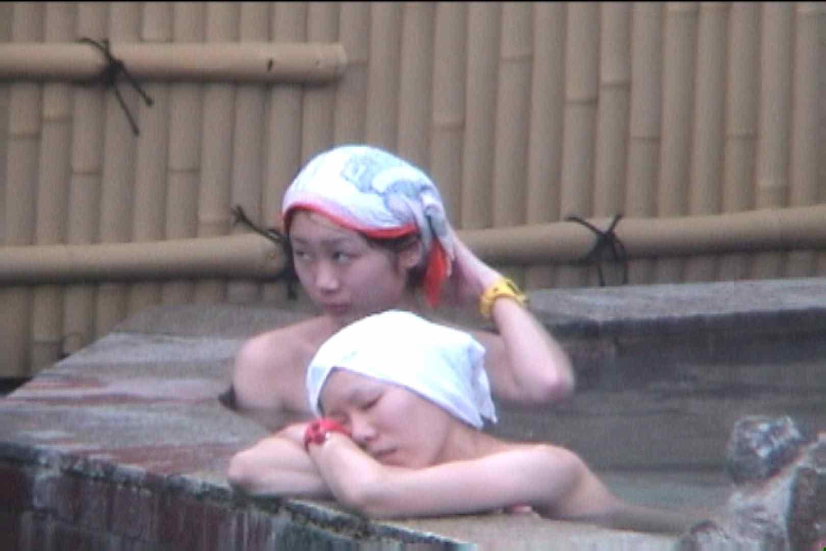 Aquaな露天風呂Vol.91【VIP限定】 盗撮師作品 | 美しいOLの裸体  77pic 37