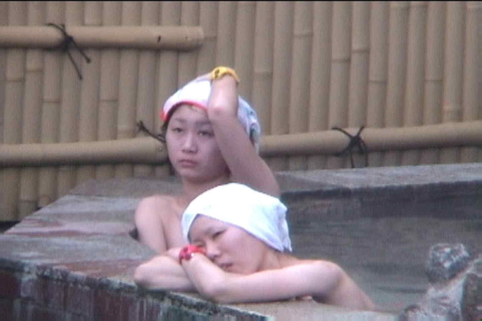 Aquaな露天風呂Vol.91【VIP限定】 盗撮師作品 | 美しいOLの裸体  77pic 43