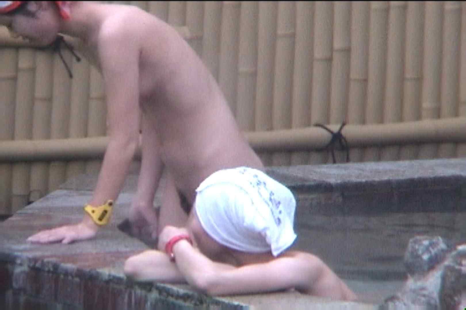 Aquaな露天風呂Vol.91【VIP限定】 盗撮師作品 | 美しいOLの裸体  77pic 55