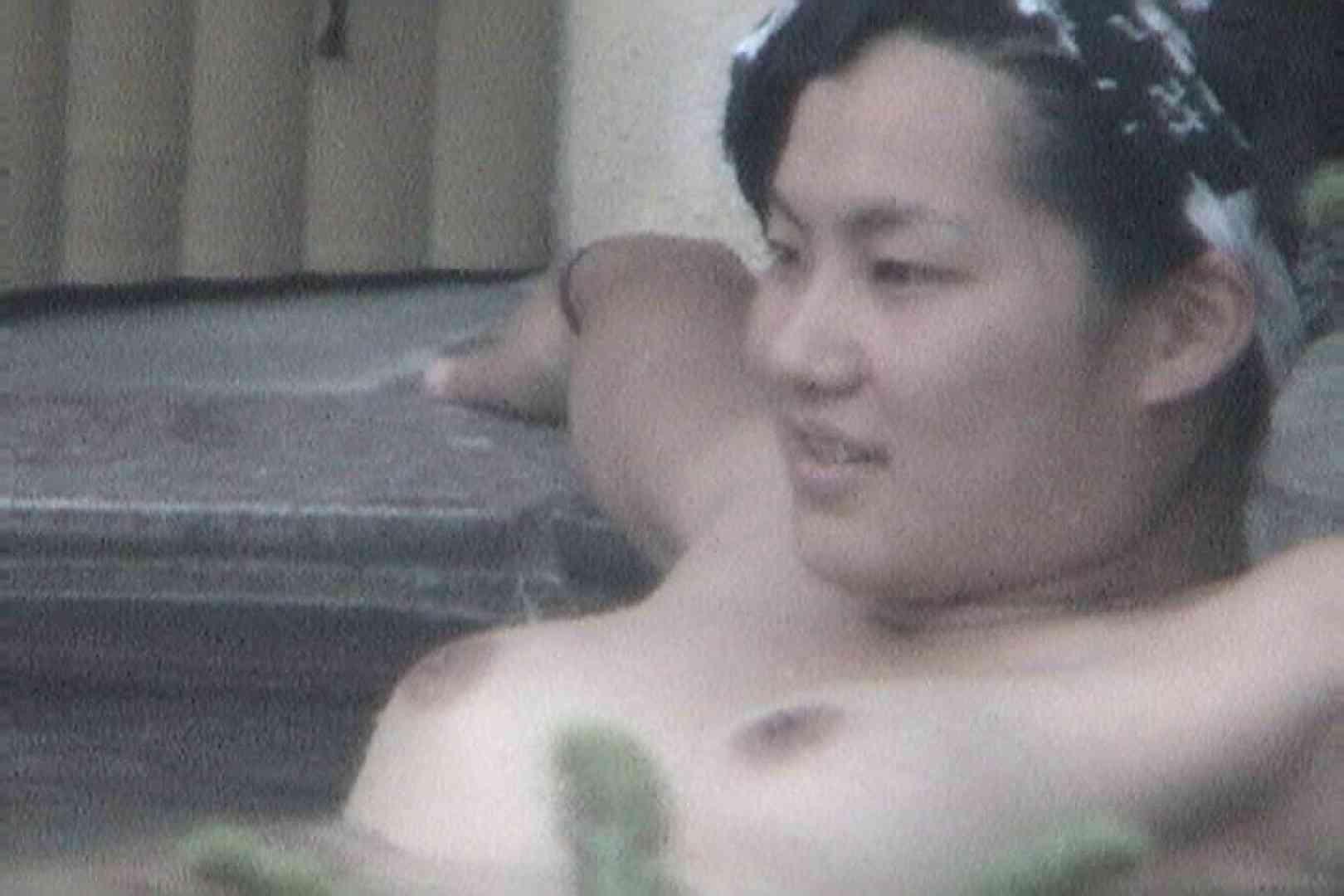 Aquaな露天風呂Vol.103 露天風呂突入 エロ無料画像 85pic 8
