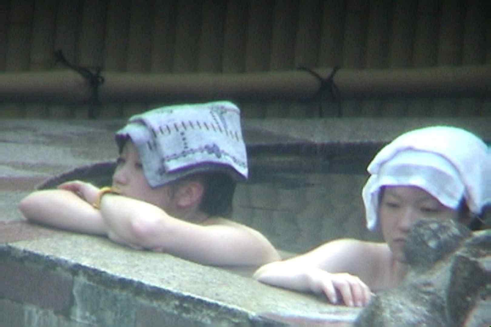 Aquaな露天風呂Vol.104 露天風呂突入 | 盗撮師作品  98pic 91