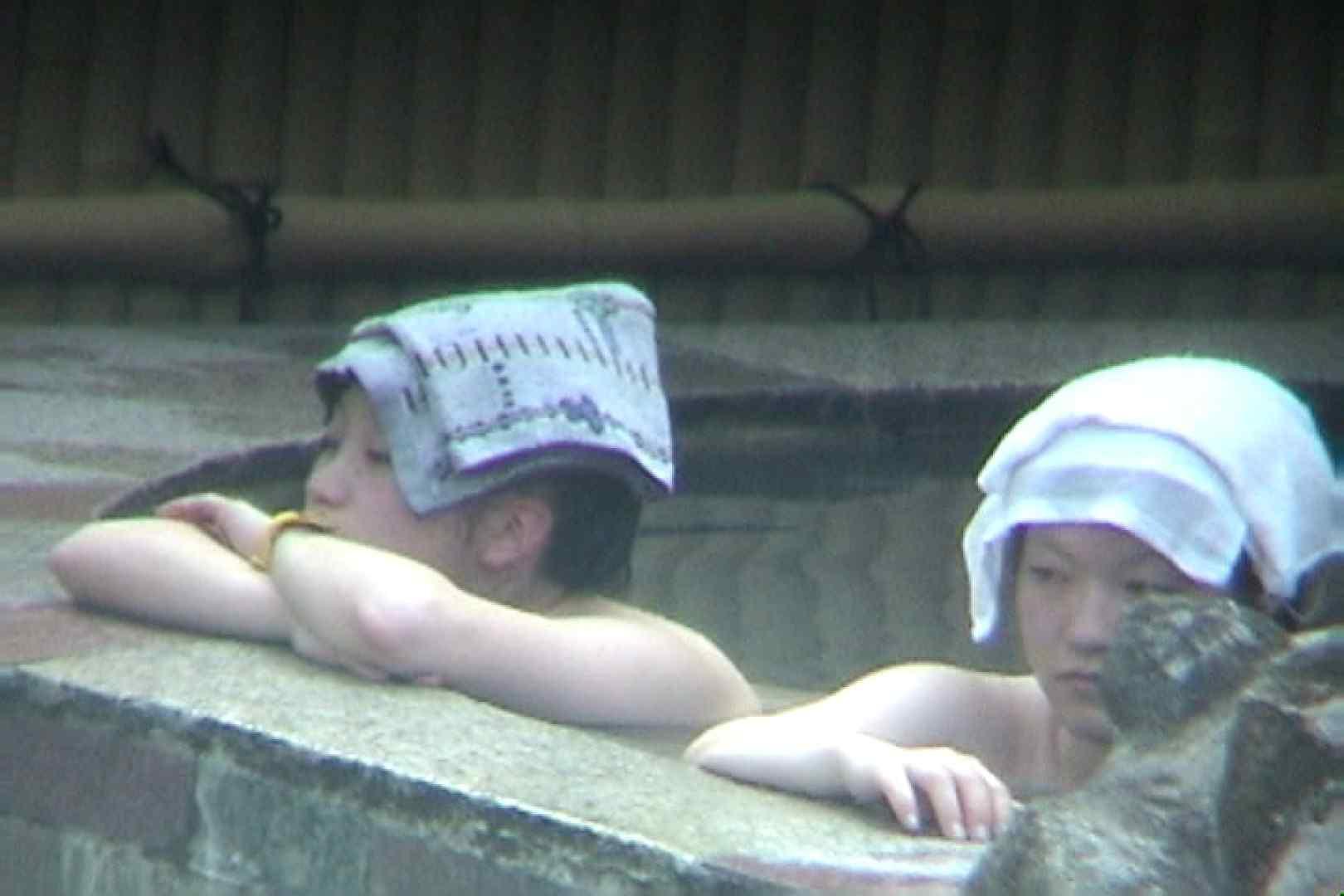Aquaな露天風呂Vol.104 露天風呂突入  98pic 93