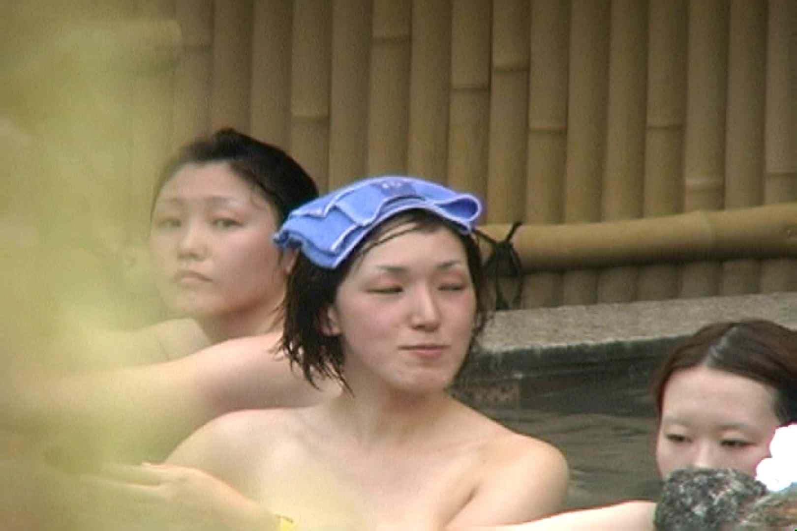 Aquaな露天風呂Vol.109 露天風呂突入 エロ無料画像 97pic 5