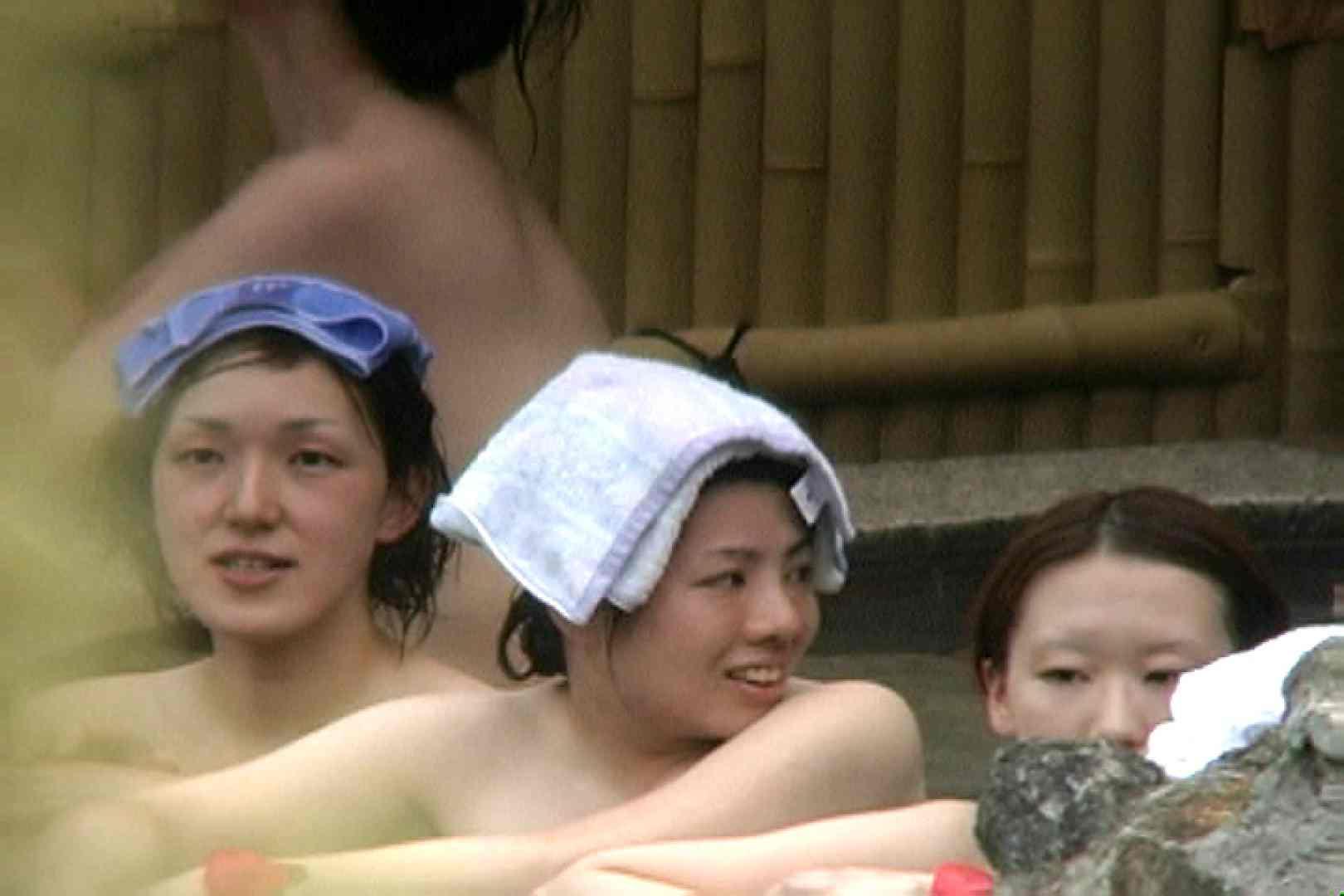 Aquaな露天風呂Vol.109 露天風呂突入 エロ無料画像 97pic 38