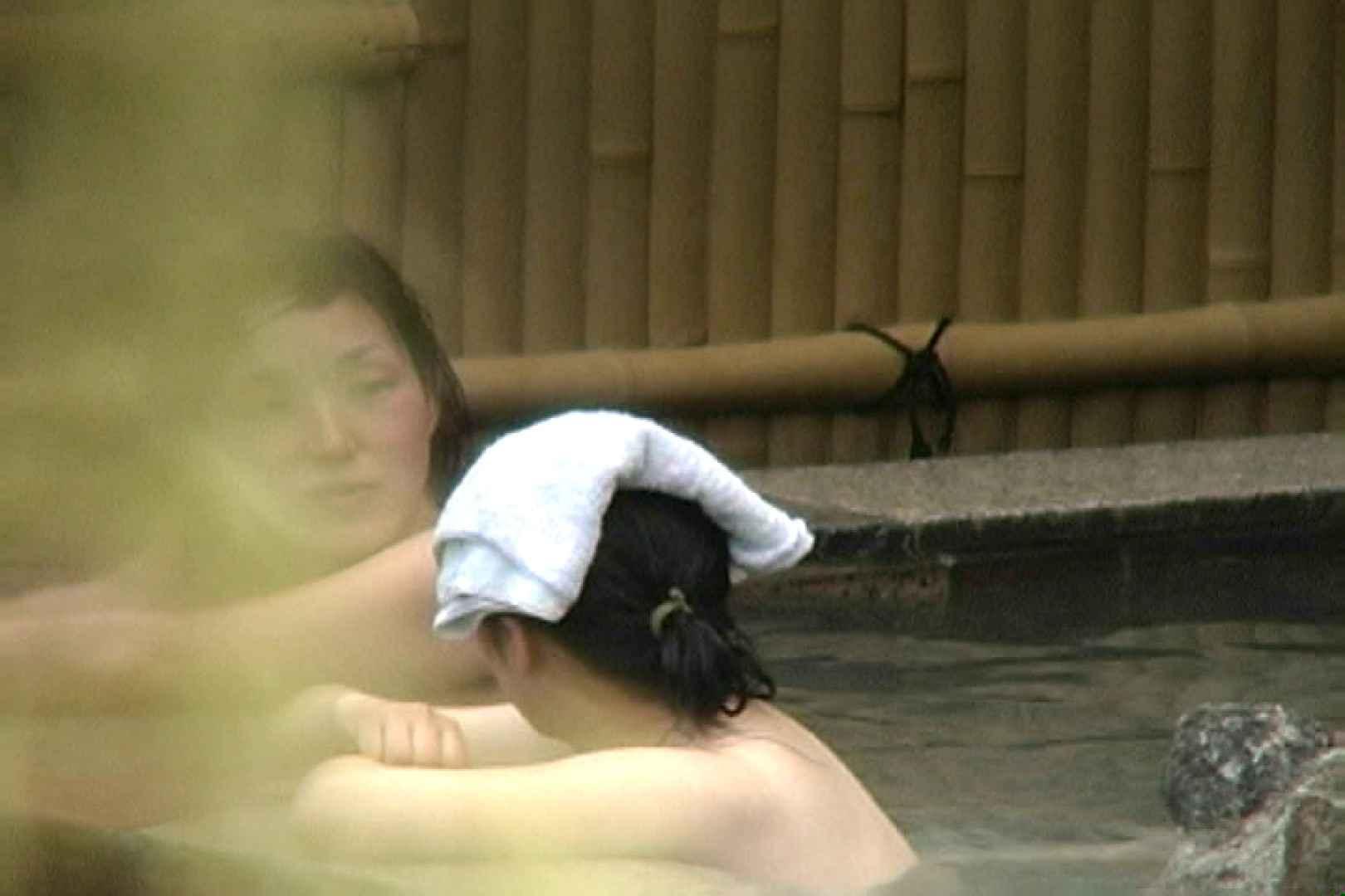 Aquaな露天風呂Vol.109 露天風呂突入 エロ無料画像 97pic 89