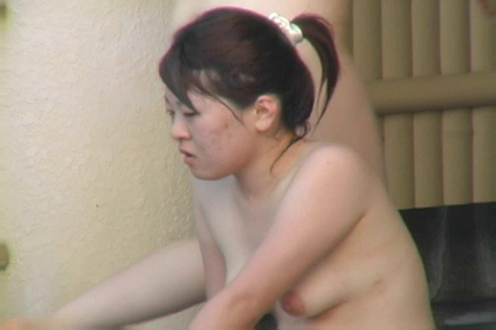 Aquaな露天風呂Vol.115 露天風呂突入   美しいOLの裸体  91pic 31