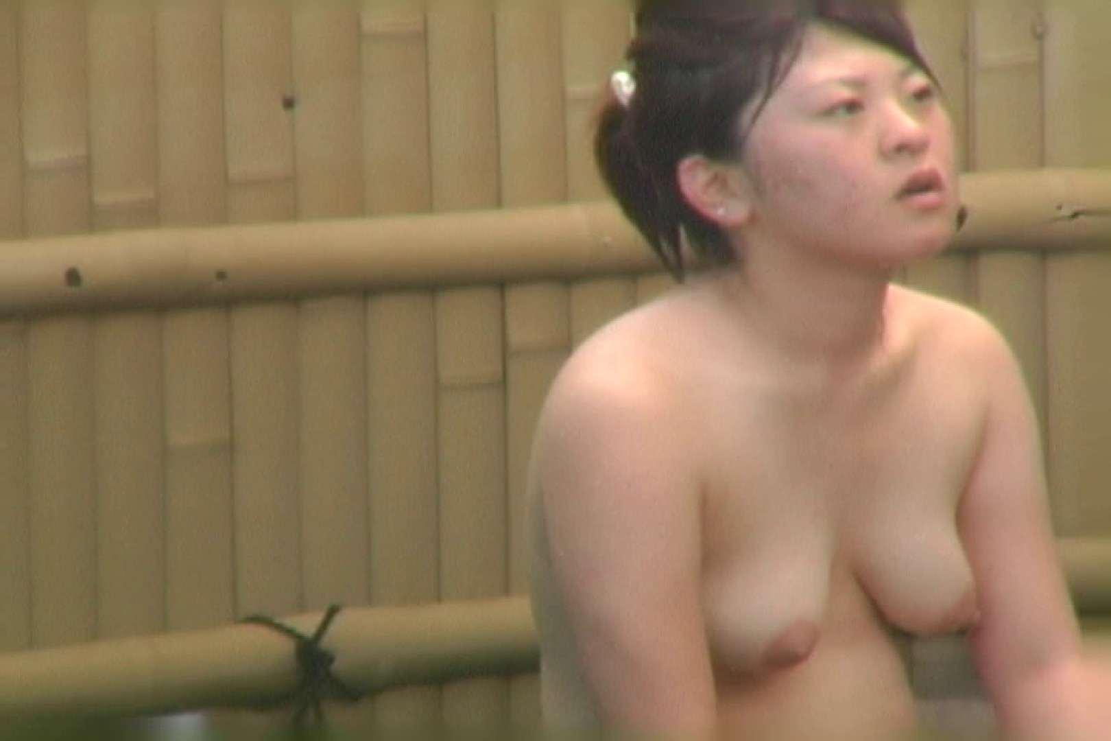 Aquaな露天風呂Vol.115 露天風呂突入   美しいOLの裸体  91pic 82
