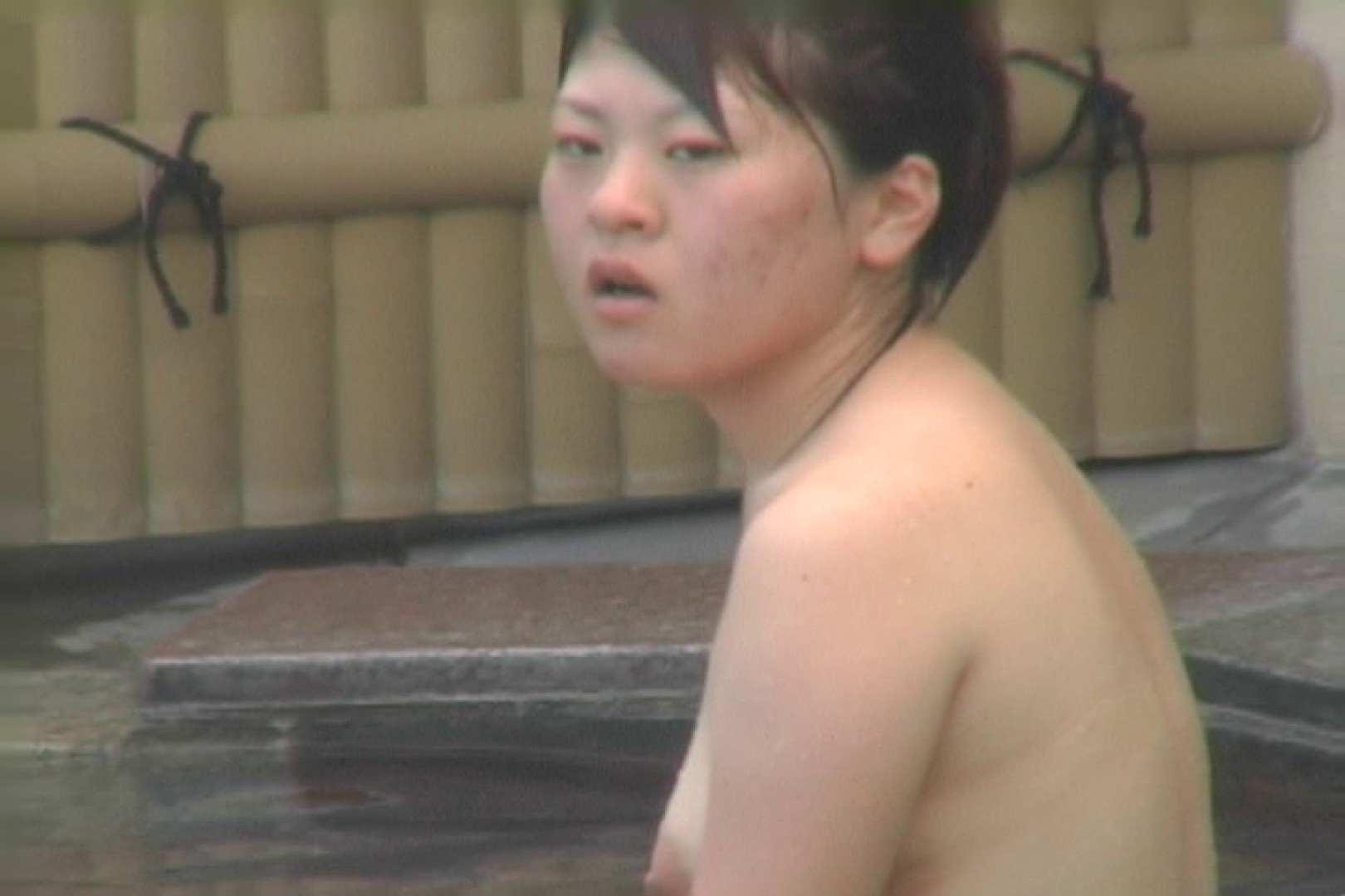 Aquaな露天風呂Vol.115 露天風呂突入  91pic 90