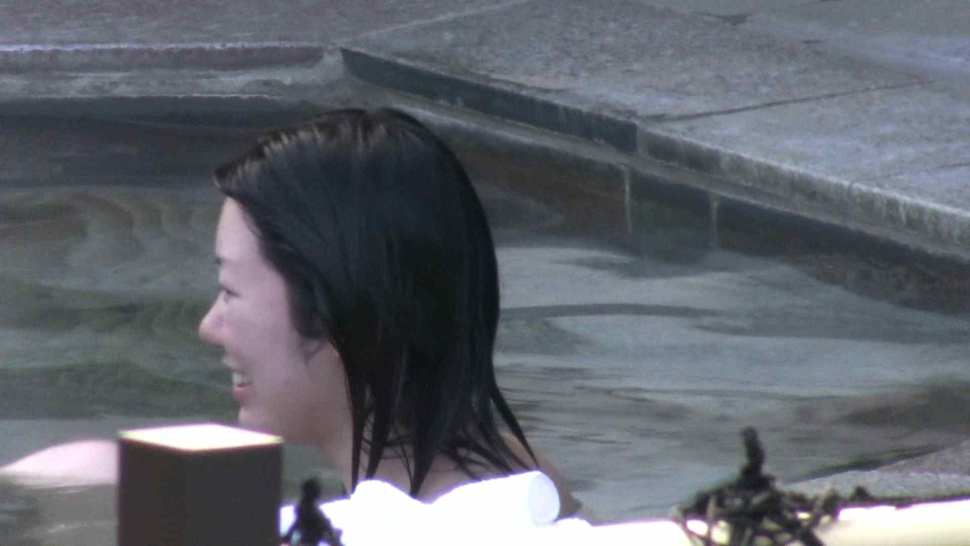 Aquaな露天風呂Vol.117 露天風呂突入 エロ画像 97pic 5