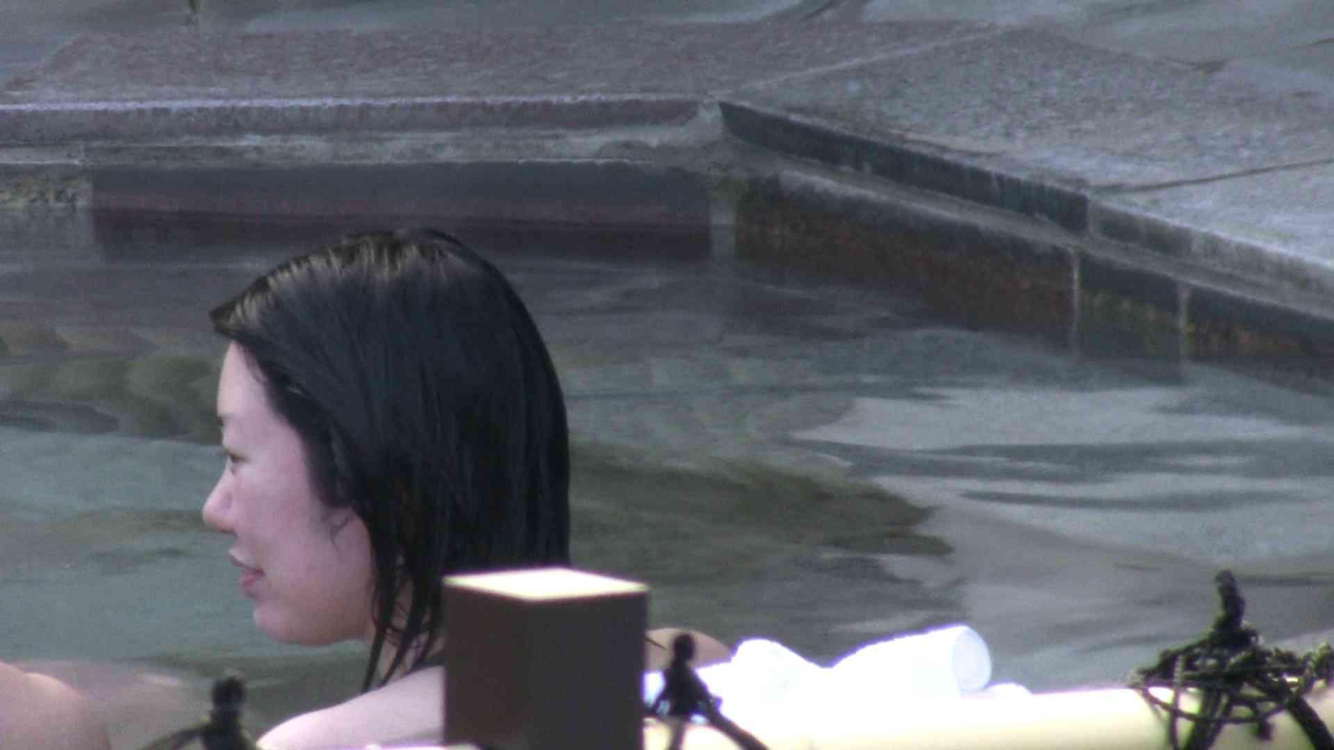 Aquaな露天風呂Vol.117 盗撮師作品 | 美しいOLの裸体  97pic 46