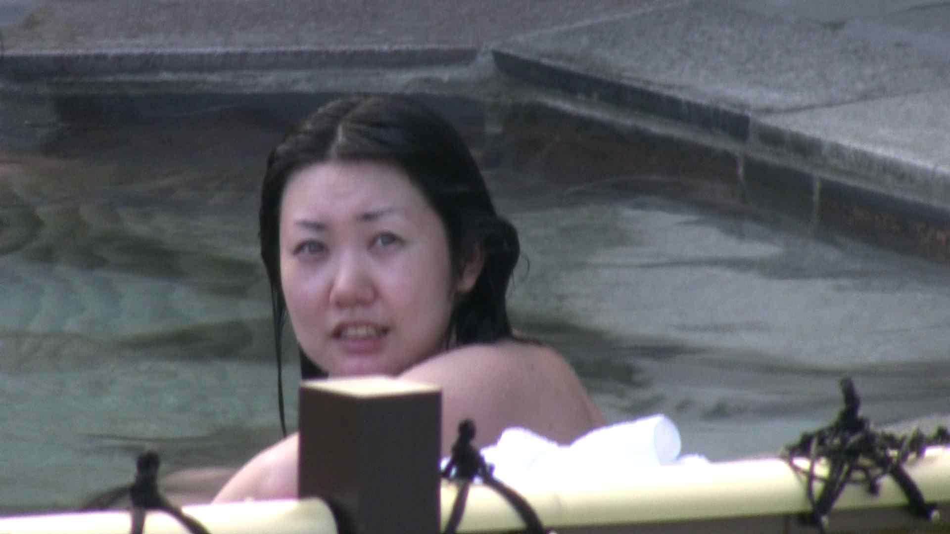 Aquaな露天風呂Vol.117 露天風呂突入 エロ画像 97pic 62