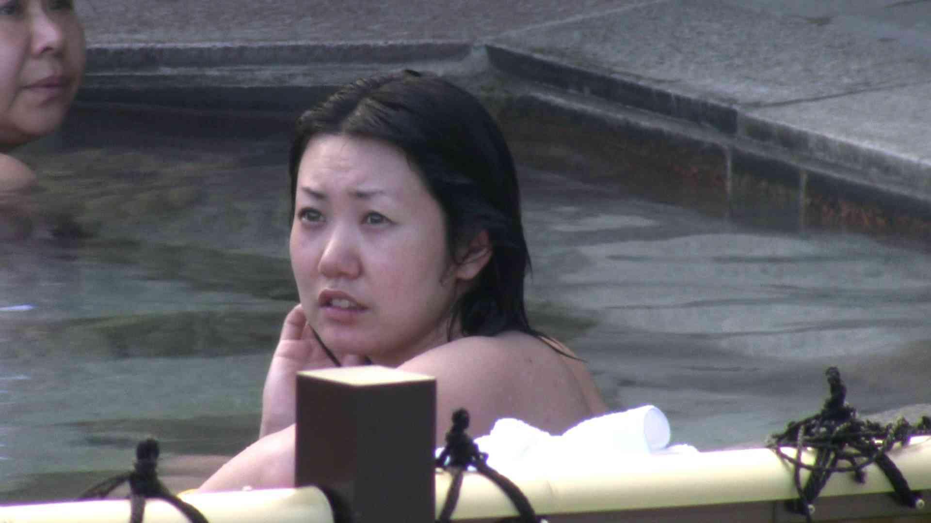 Aquaな露天風呂Vol.117 露天風呂突入 エロ画像 97pic 71