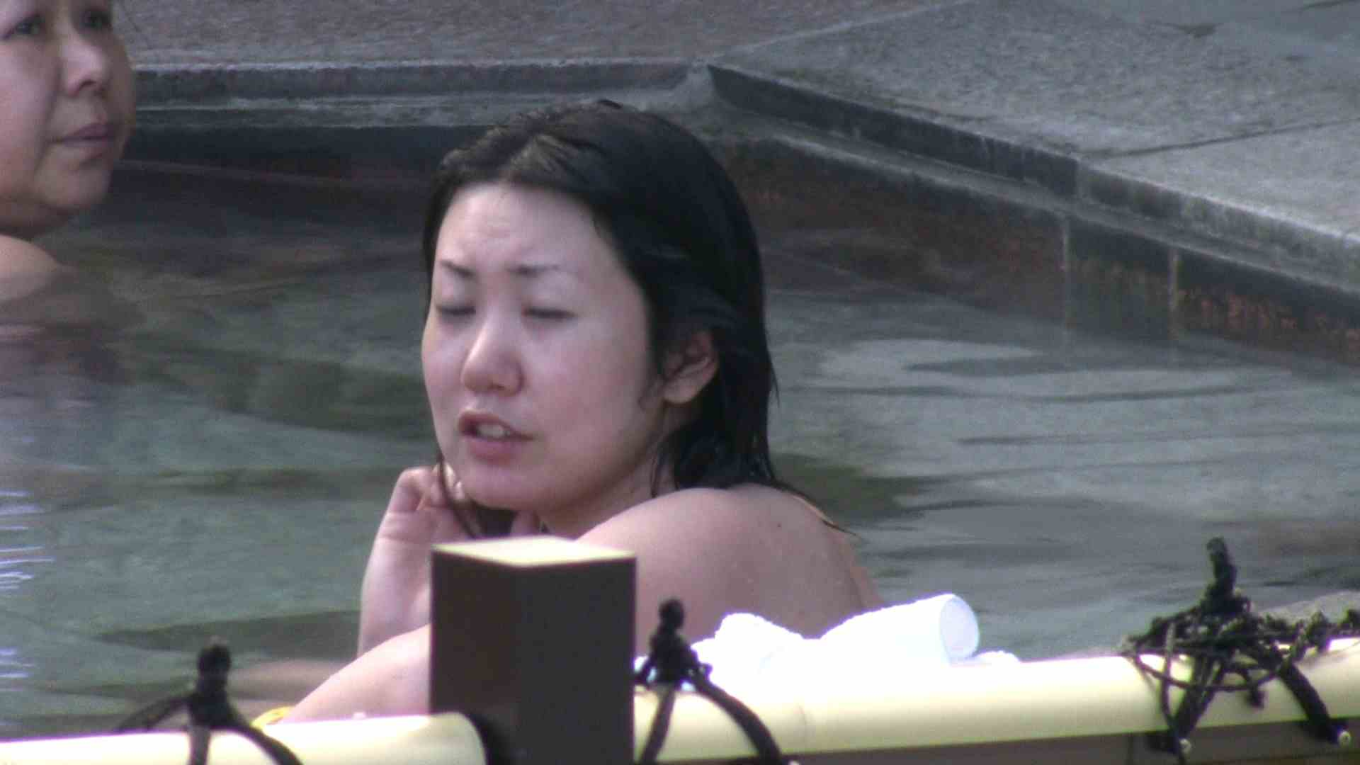 Aquaな露天風呂Vol.117 盗撮師作品  97pic 72