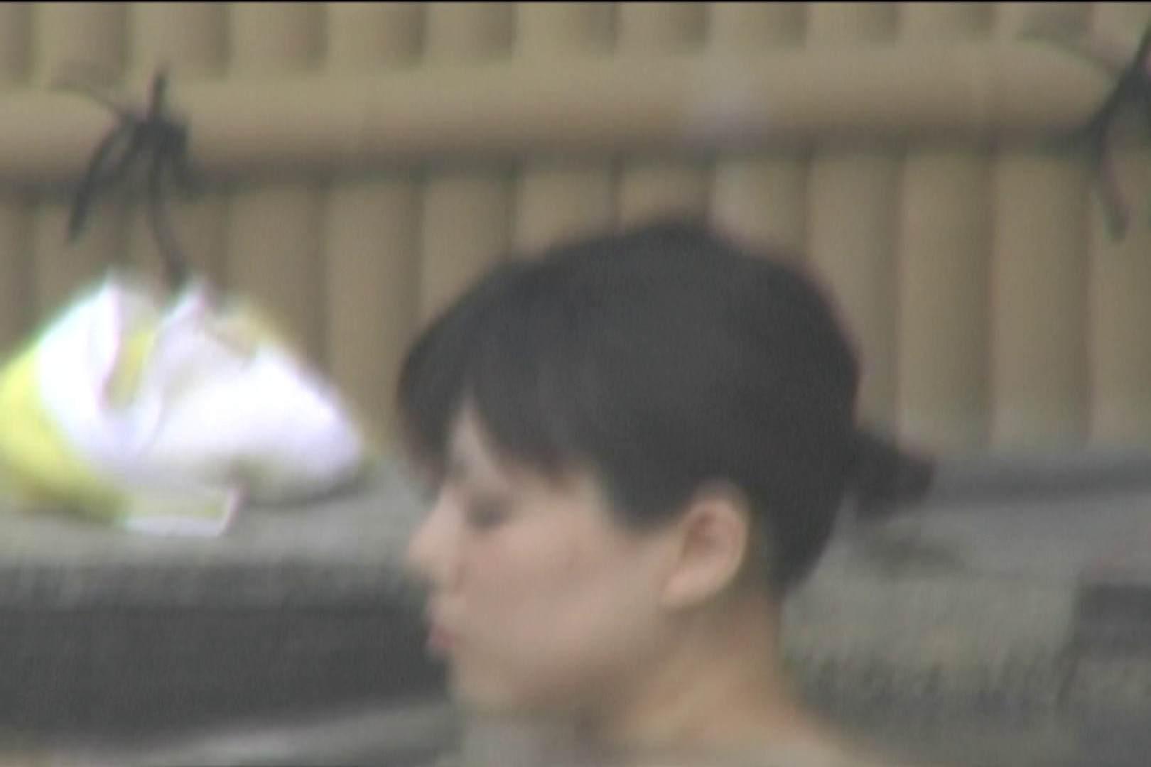 Aquaな露天風呂Vol.121 盗撮師作品 おめこ無修正画像 105pic 32