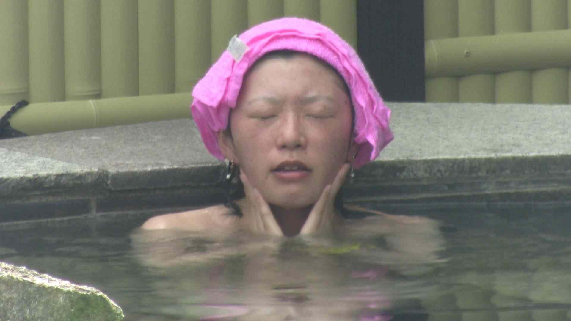 Aquaな露天風呂Vol.127 盗撮師作品 | 露天風呂突入  77pic 34