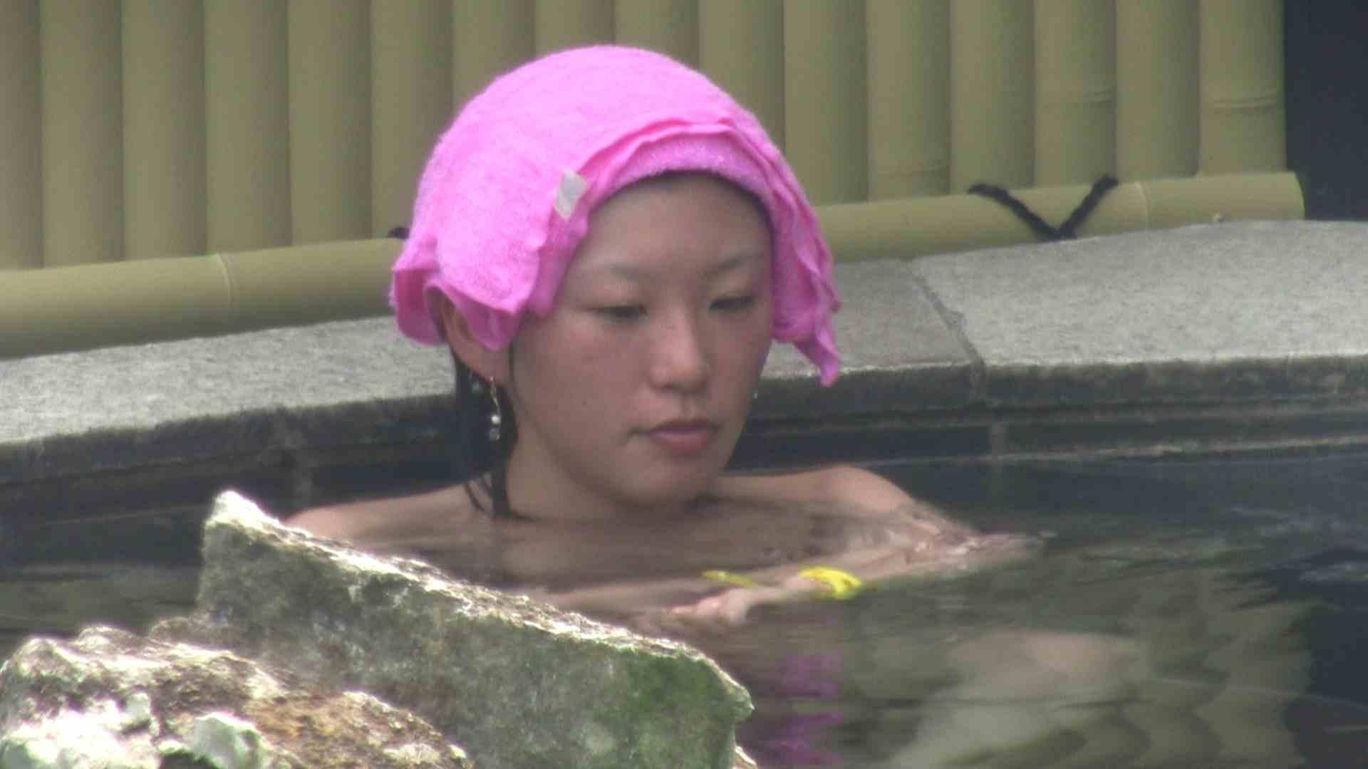 Aquaな露天風呂Vol.127 盗撮師作品 | 露天風呂突入  77pic 40