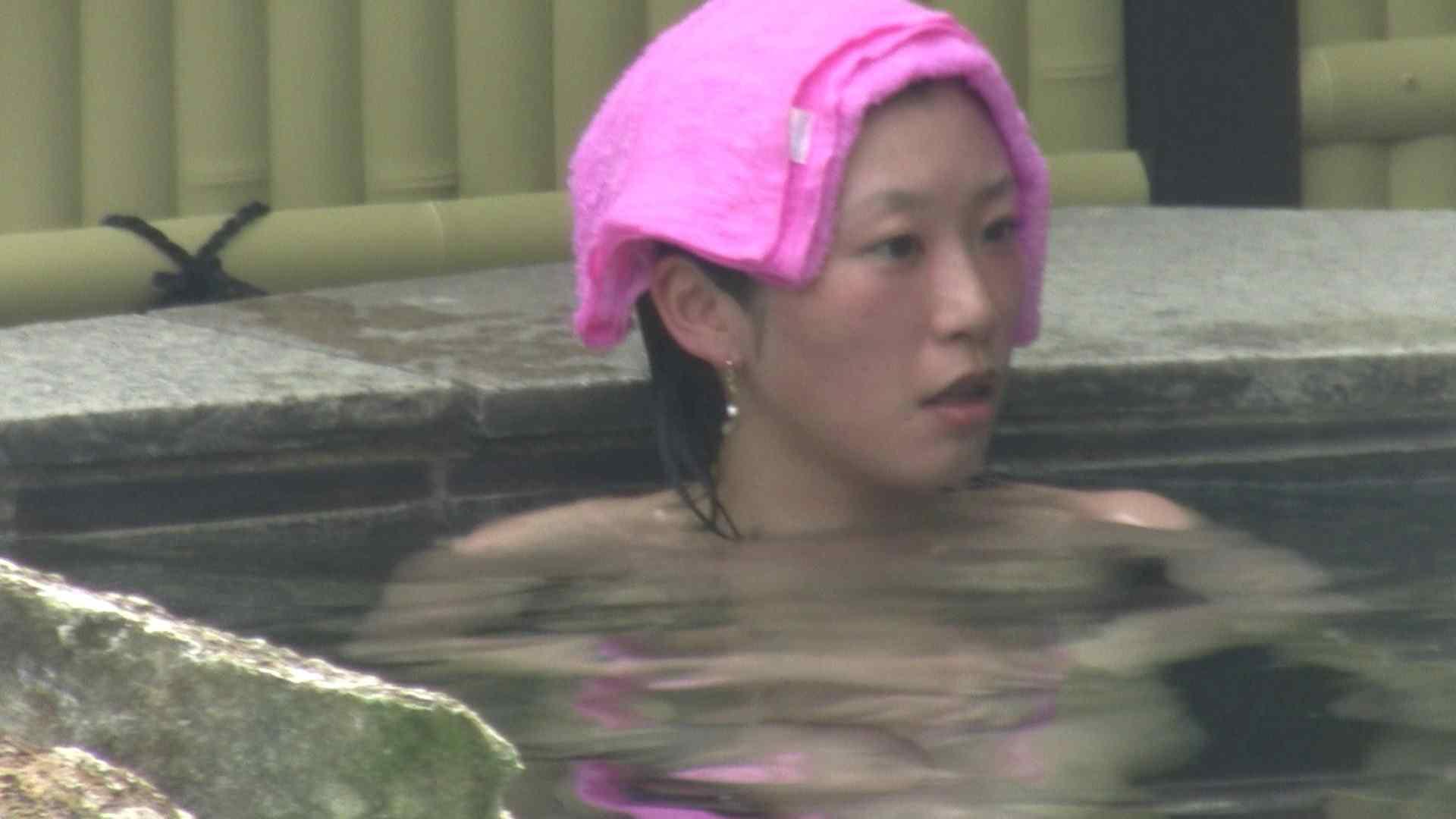 Aquaな露天風呂Vol.127 盗撮師作品  77pic 54