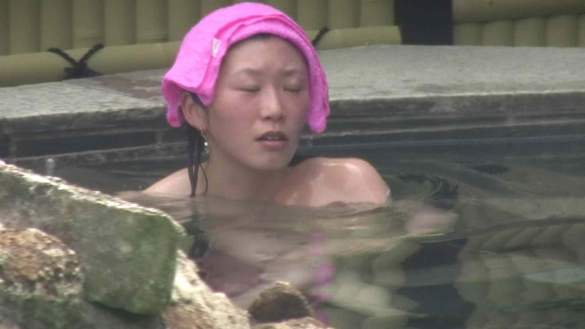 Aquaな露天風呂Vol.127 盗撮師作品 | 露天風呂突入  77pic 76