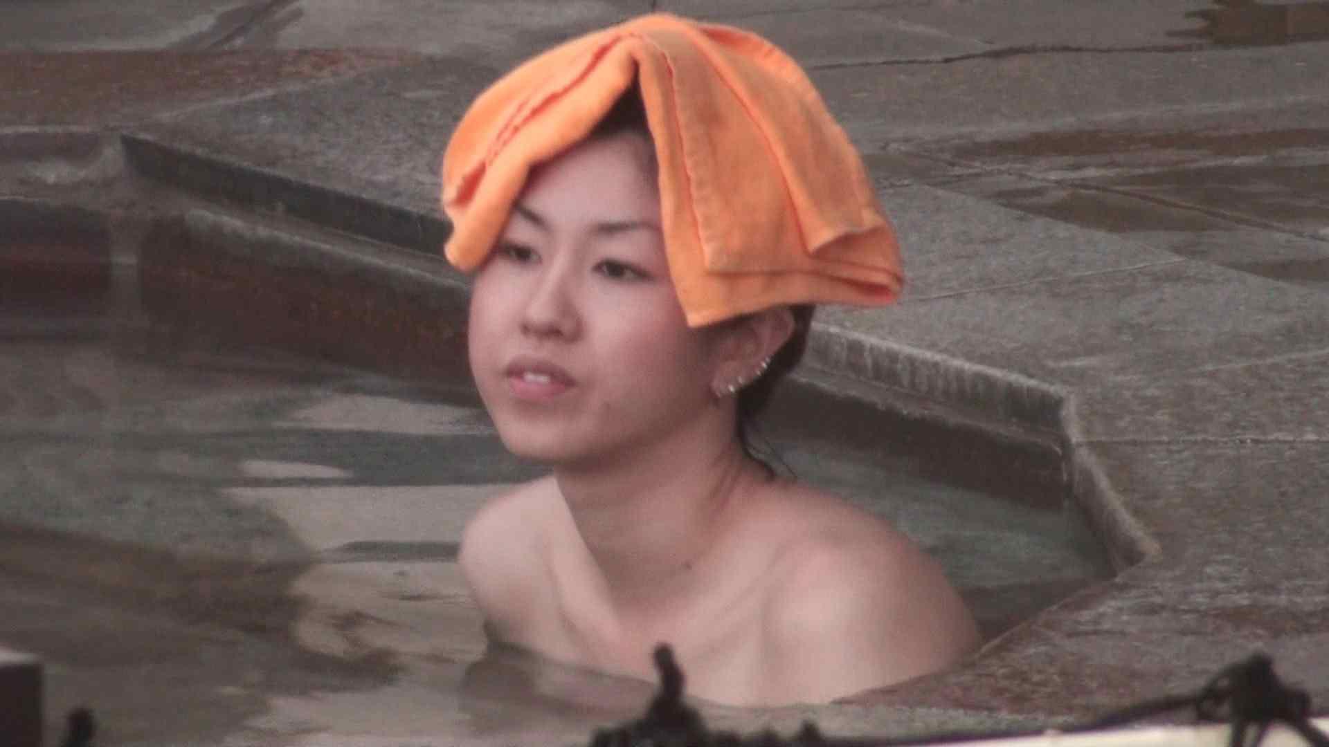 Aquaな露天風呂Vol.135 盗撮師作品 | 露天風呂突入  105pic 43