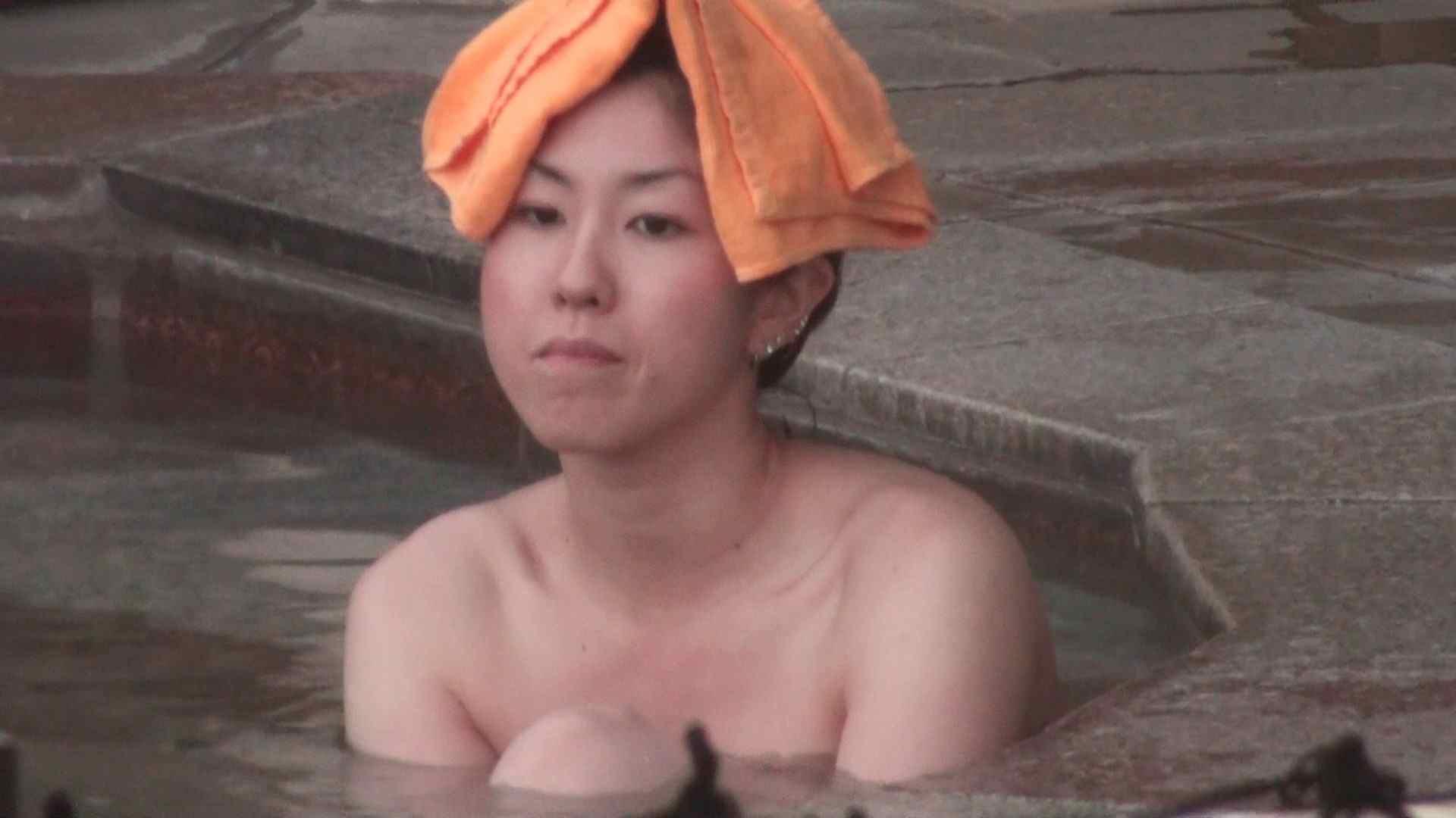 Aquaな露天風呂Vol.135 美しいOLの裸体 覗きおまんこ画像 105pic 104