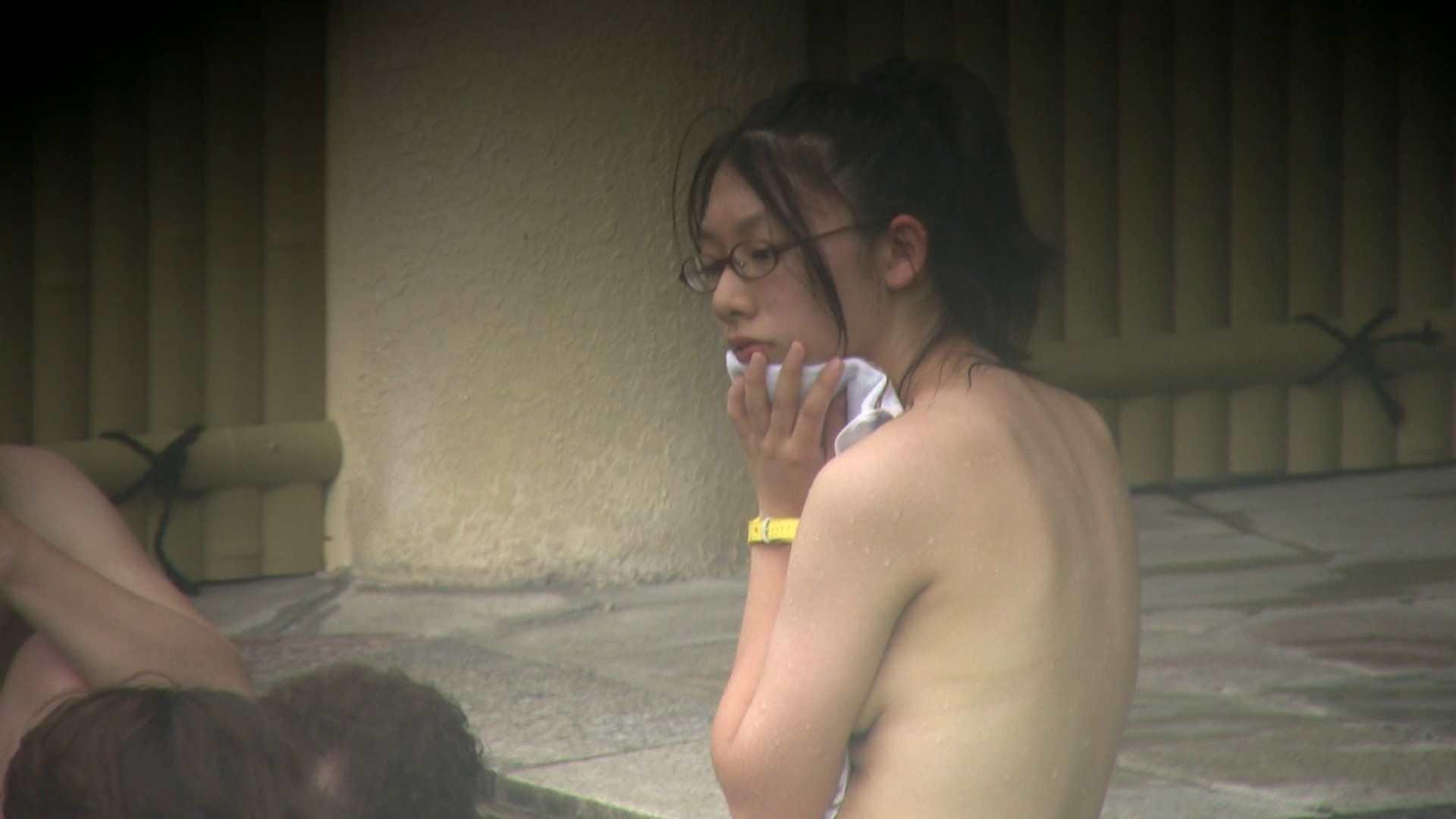 Aquaな露天風呂Vol.138 露天風呂突入   美しいOLの裸体  92pic 4