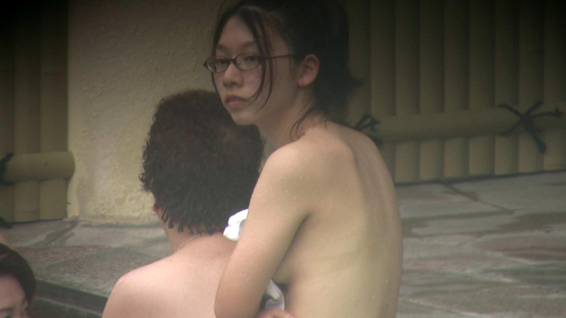 Aquaな露天風呂Vol.138 露天風呂突入   美しいOLの裸体  92pic 37