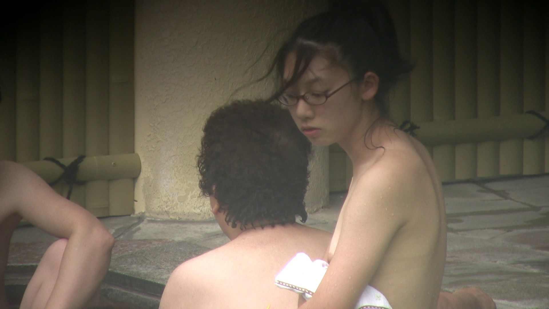 Aquaな露天風呂Vol.138 露天風呂突入   美しいOLの裸体  92pic 49