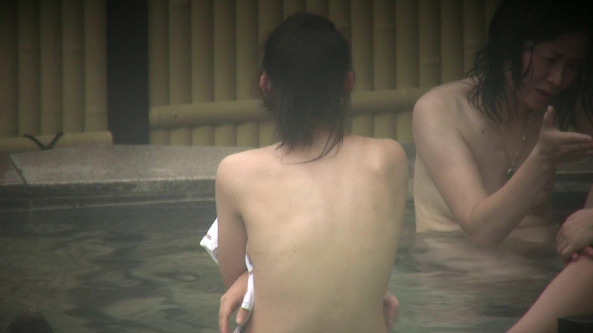 Aquaな露天風呂Vol.138 露天風呂突入   美しいOLの裸体  92pic 79