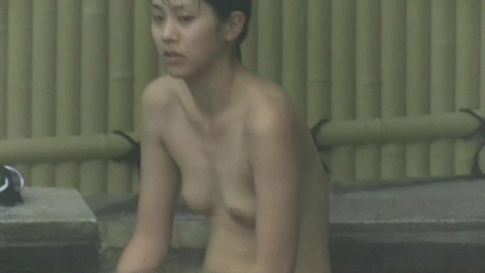 Aquaな露天風呂Vol.174 露天風呂突入 | 美しいOLの裸体  69pic 13