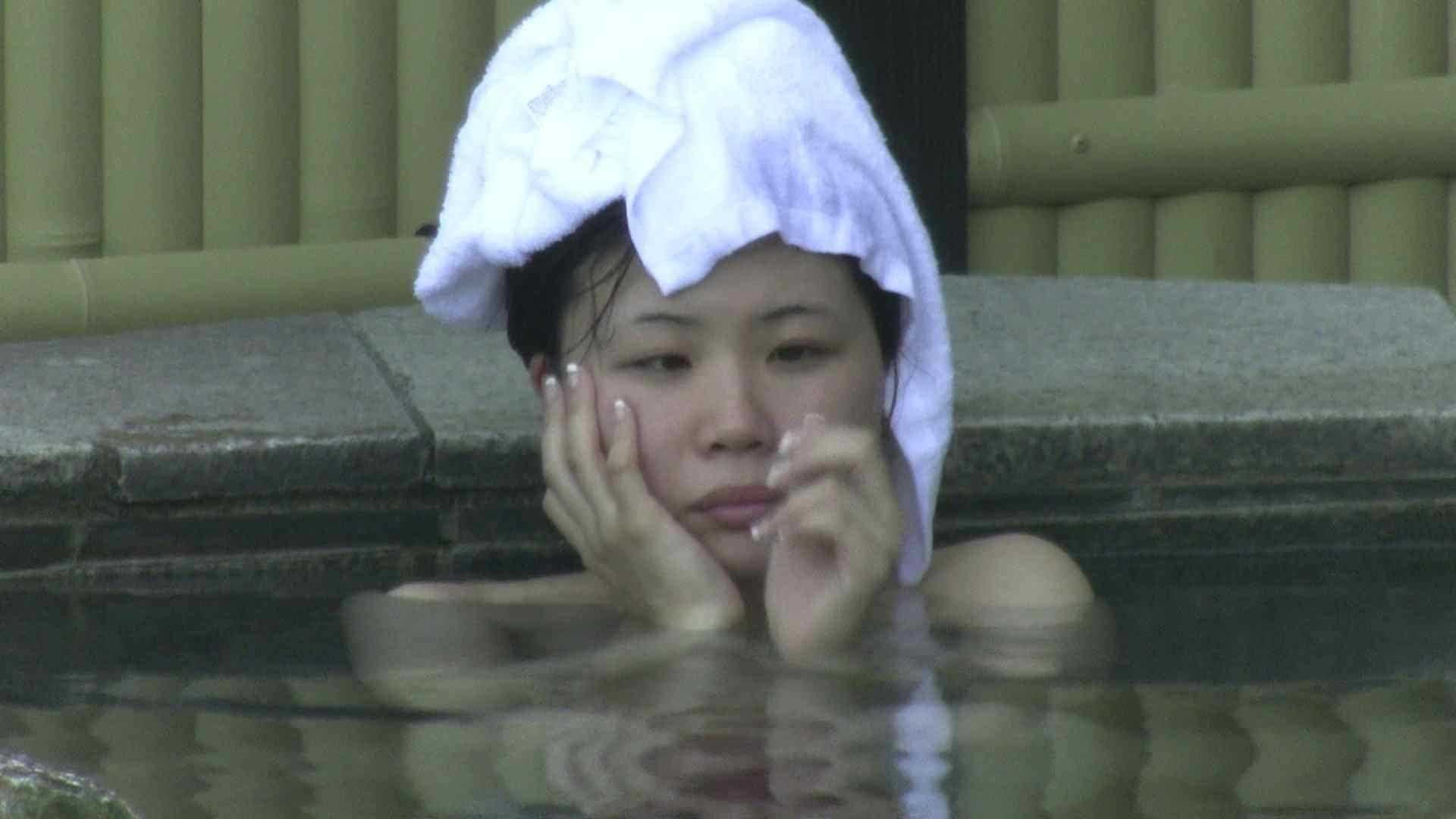 Aquaな露天風呂Vol.183 美しいOLの裸体   露天風呂突入  105pic 7